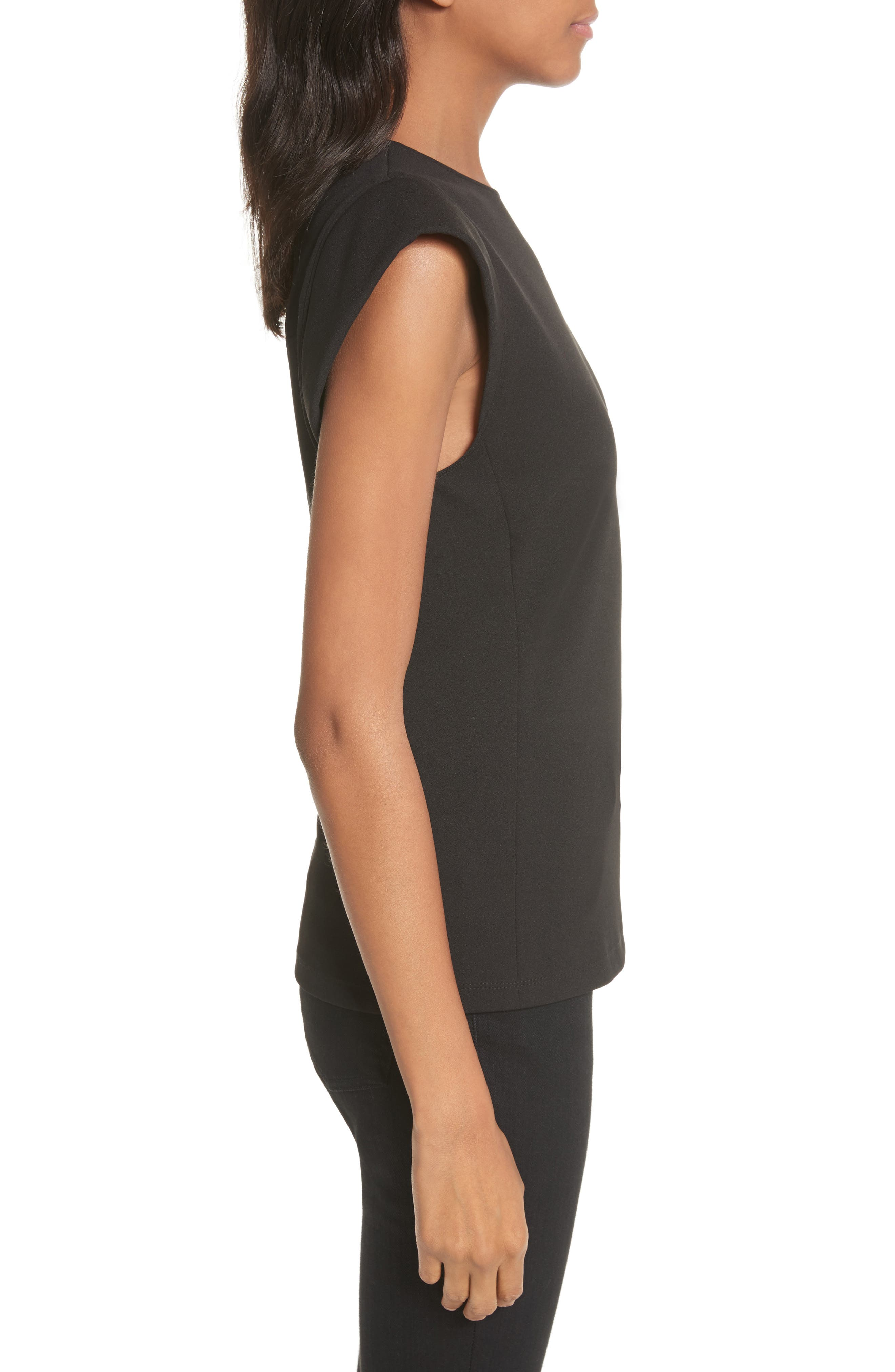 Extended Shoulder Top,                             Alternate thumbnail 3, color,                             001