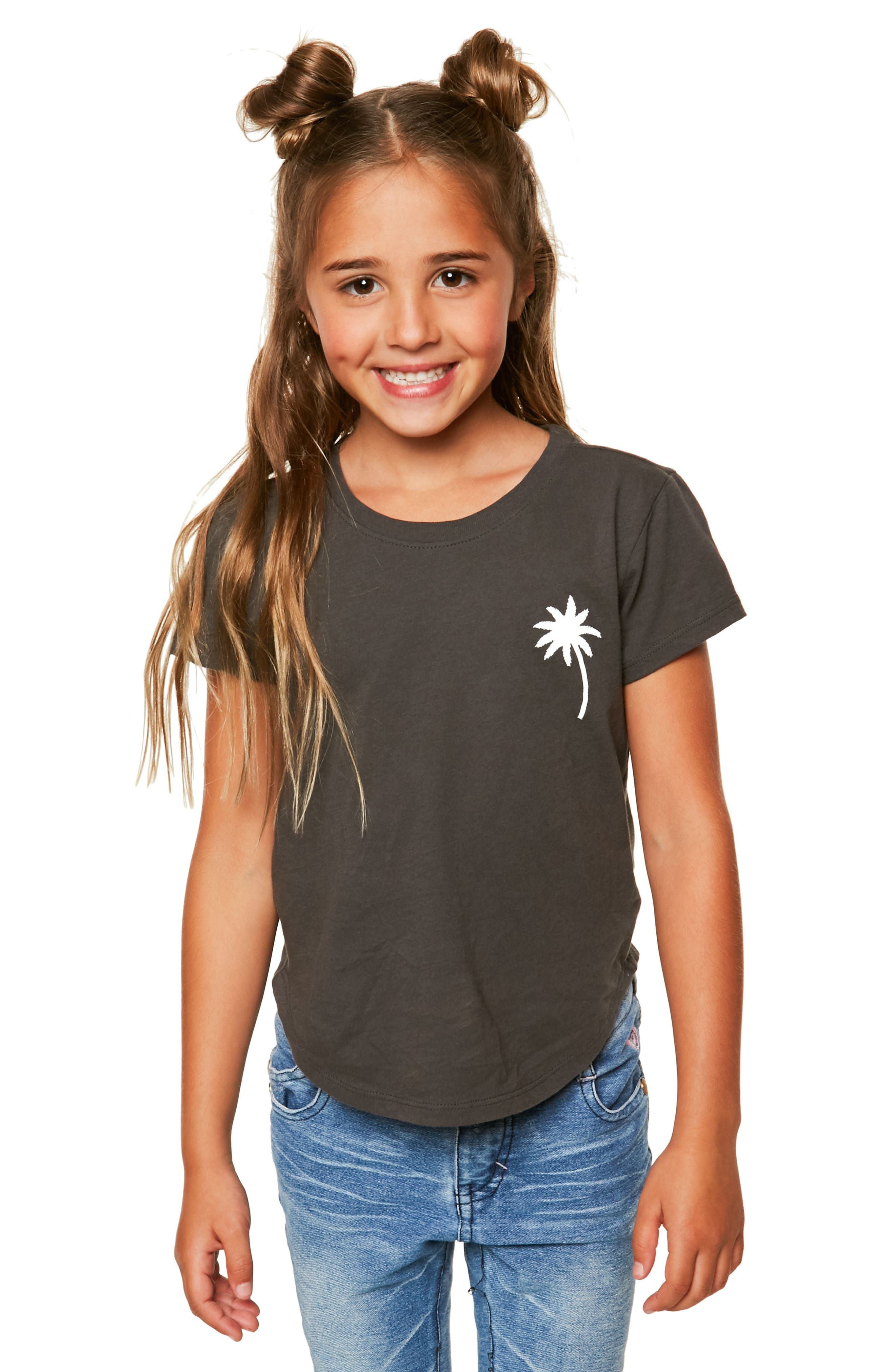 Sunup Graphic Print Tee,                         Main,                         color, 001