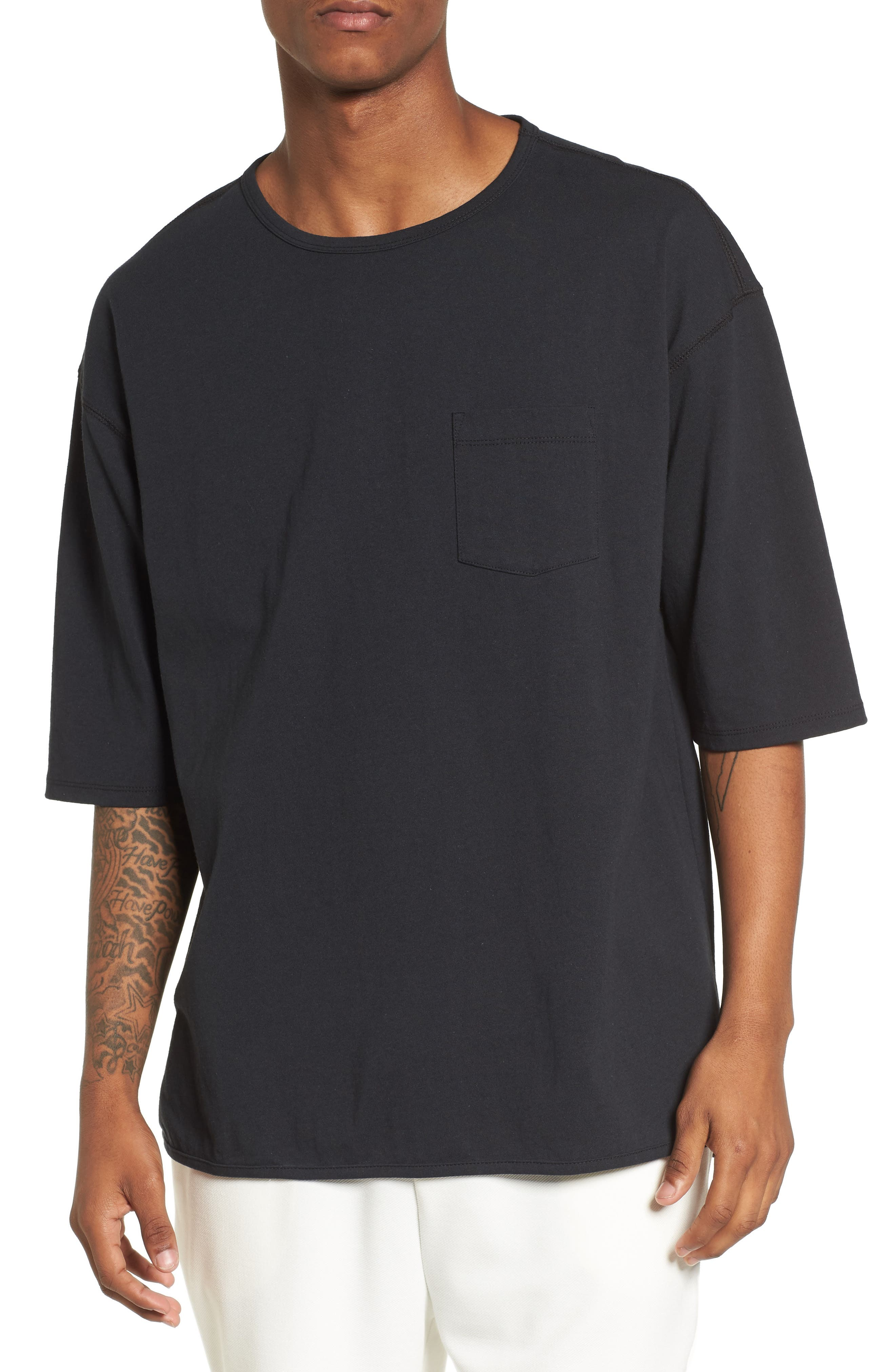 Oversized T-Shirt,                             Main thumbnail 1, color,