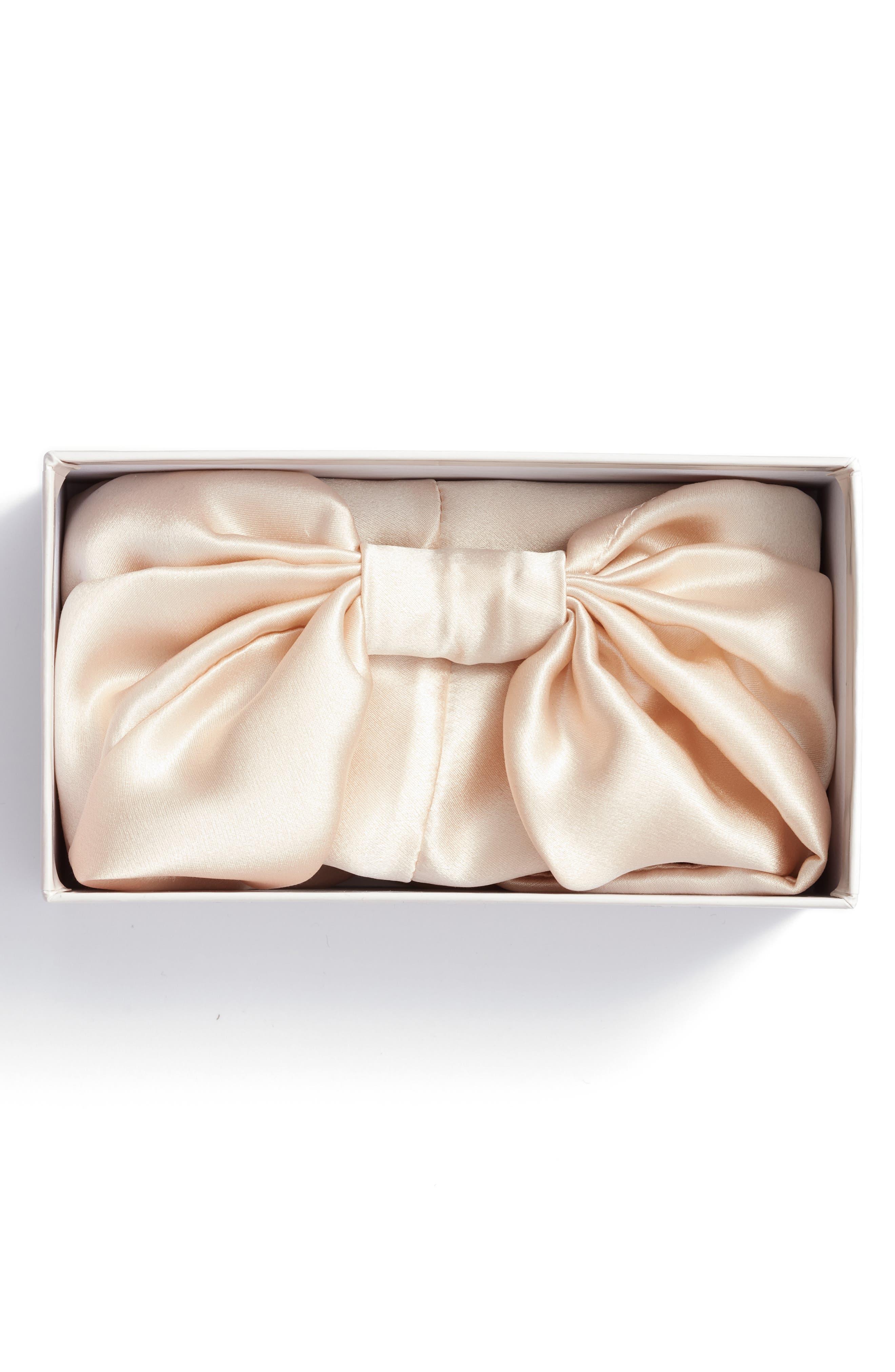The Kate Silk Hair Wrap,                             Alternate thumbnail 2, color,                             250