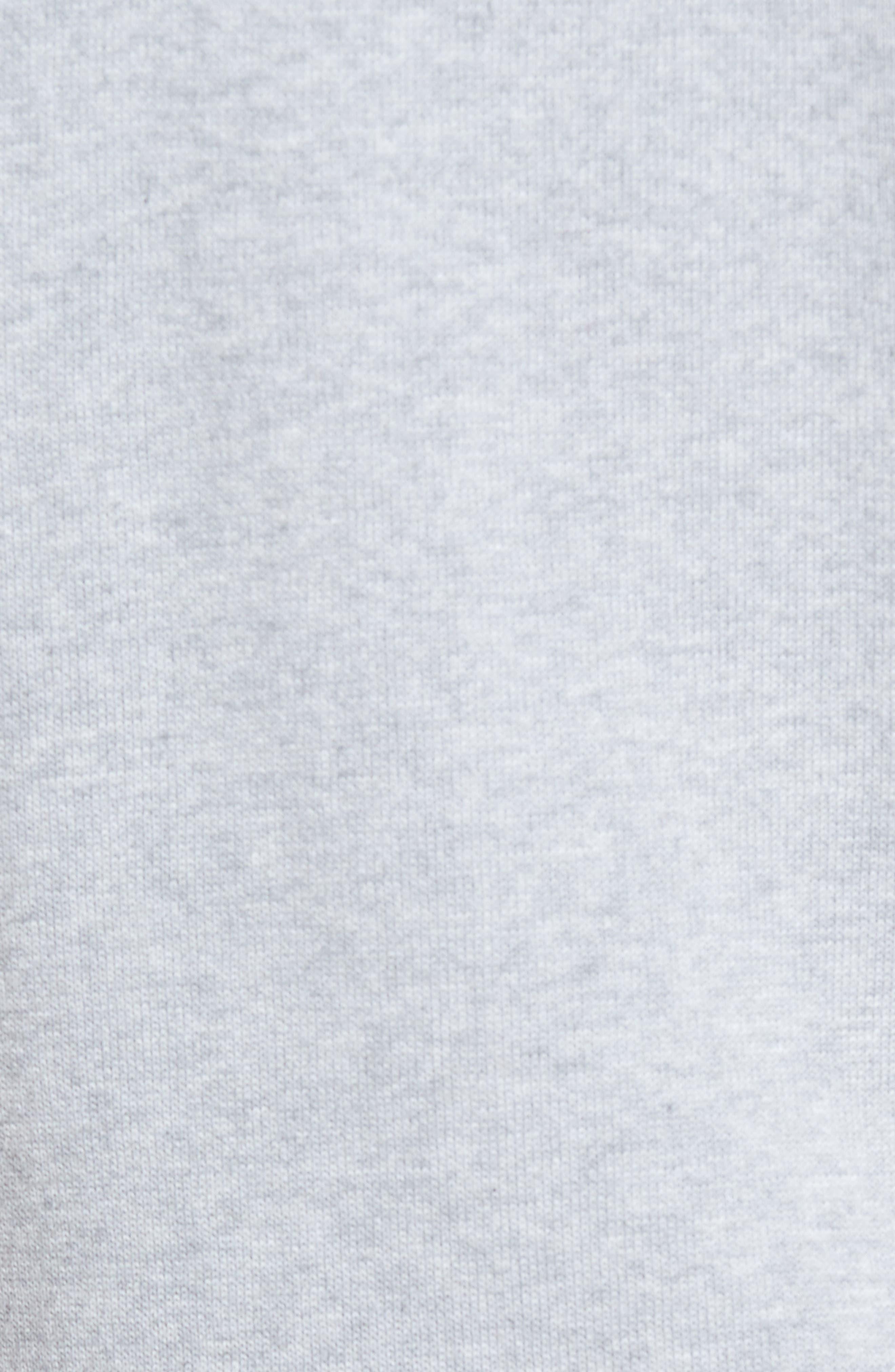 Piqué Jersey Quarter Zip Golf Vest,                             Alternate thumbnail 5, color,                             078