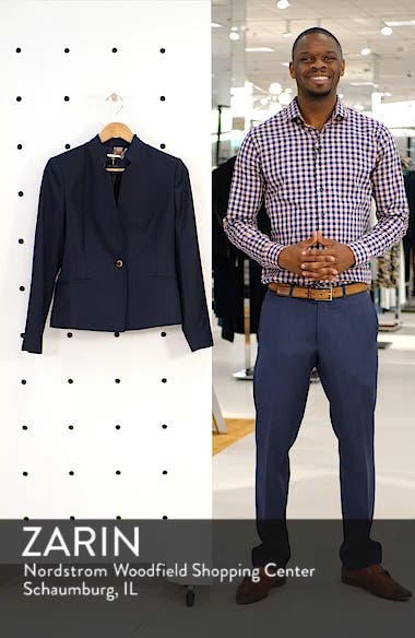 Ted Working Title Rivaa Tailored Jacket, sales video thumbnail