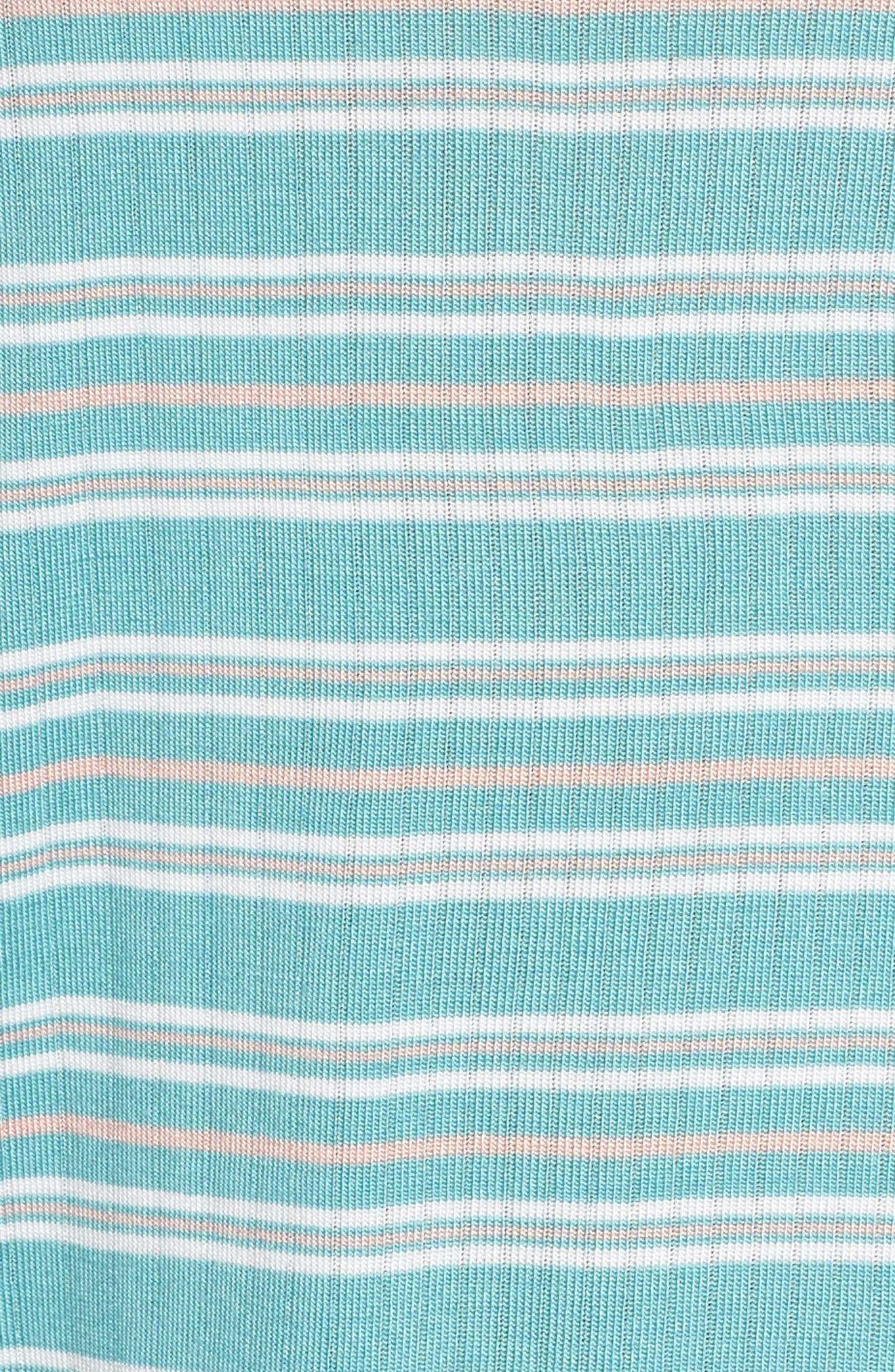 Rib Pajamas,                             Alternate thumbnail 5, color,                             300