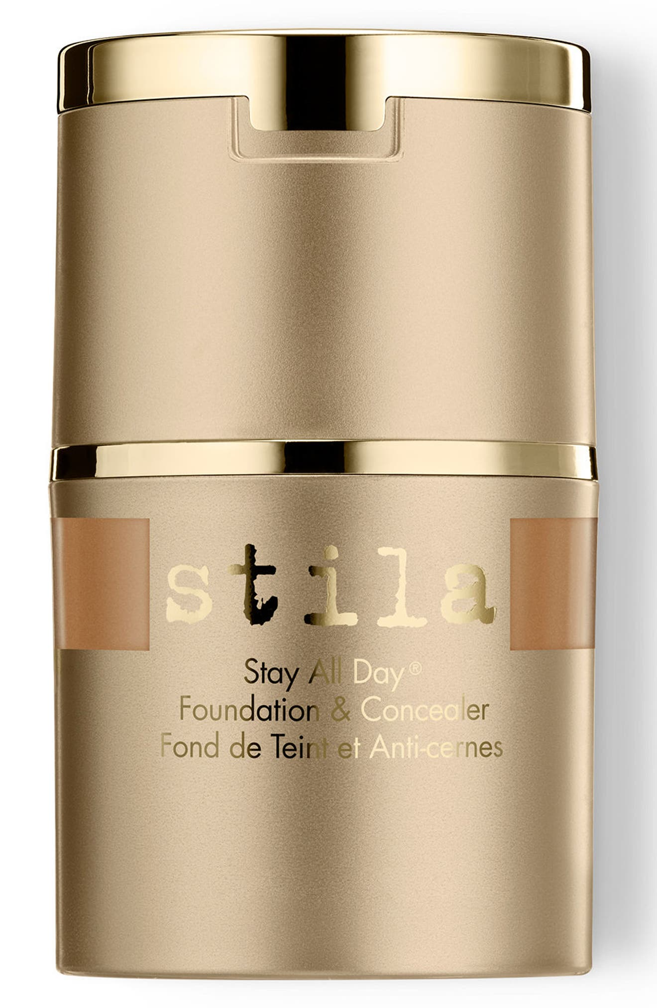 Stay All Day<sup>®</sup> Foundation & Concealer,                             Alternate thumbnail 2, color,                             STAY AD FOUND CONC CARAMEL 12