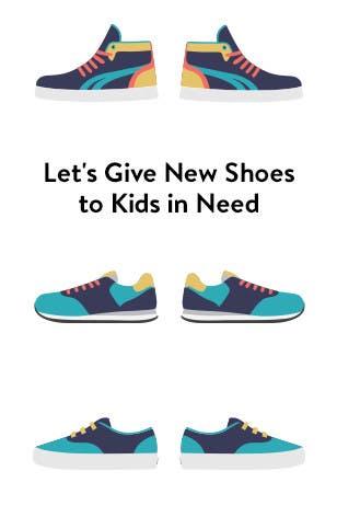 Find out how you can help us make this back-to-school season better with ShoesThatFit.org.