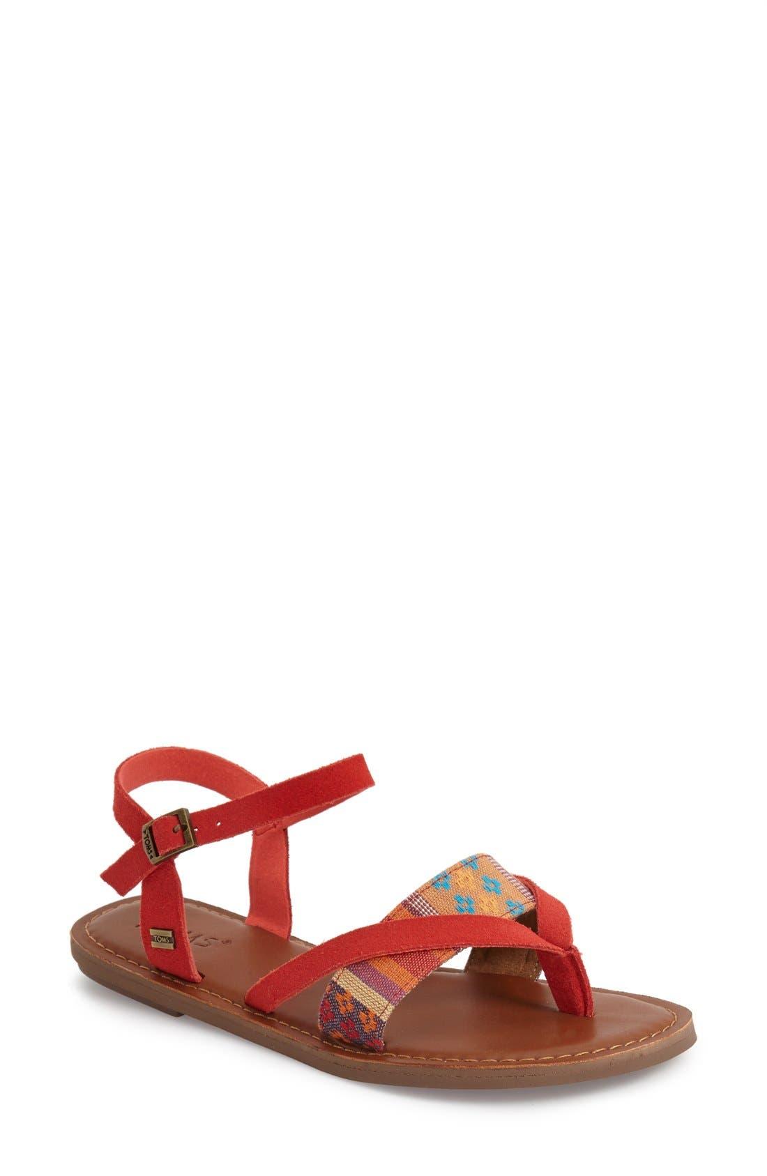 'Lexie' Sandal,                             Main thumbnail 13, color,