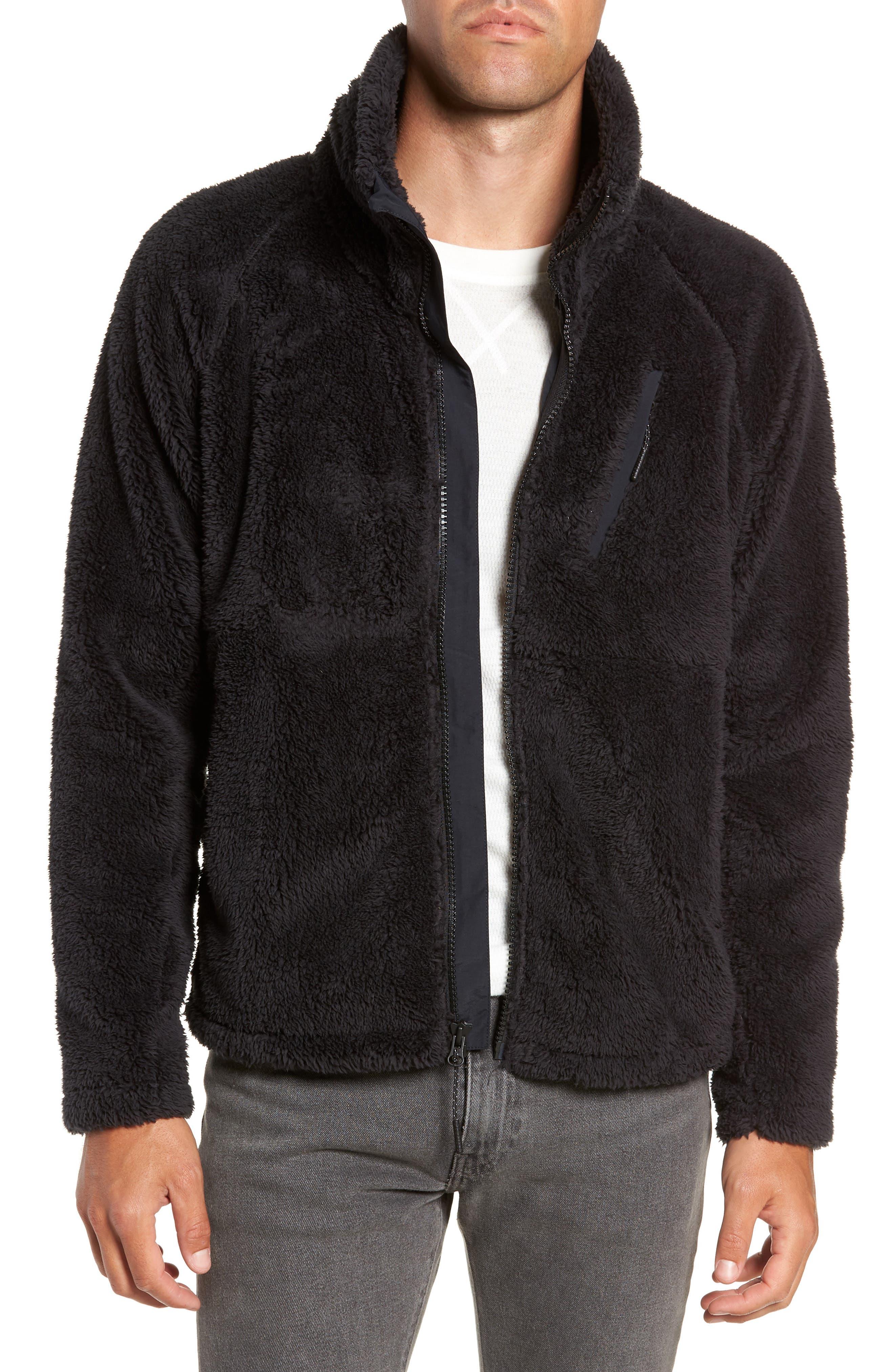 Breakheart Zip Fleece Jacket,                         Main,                         color, 001