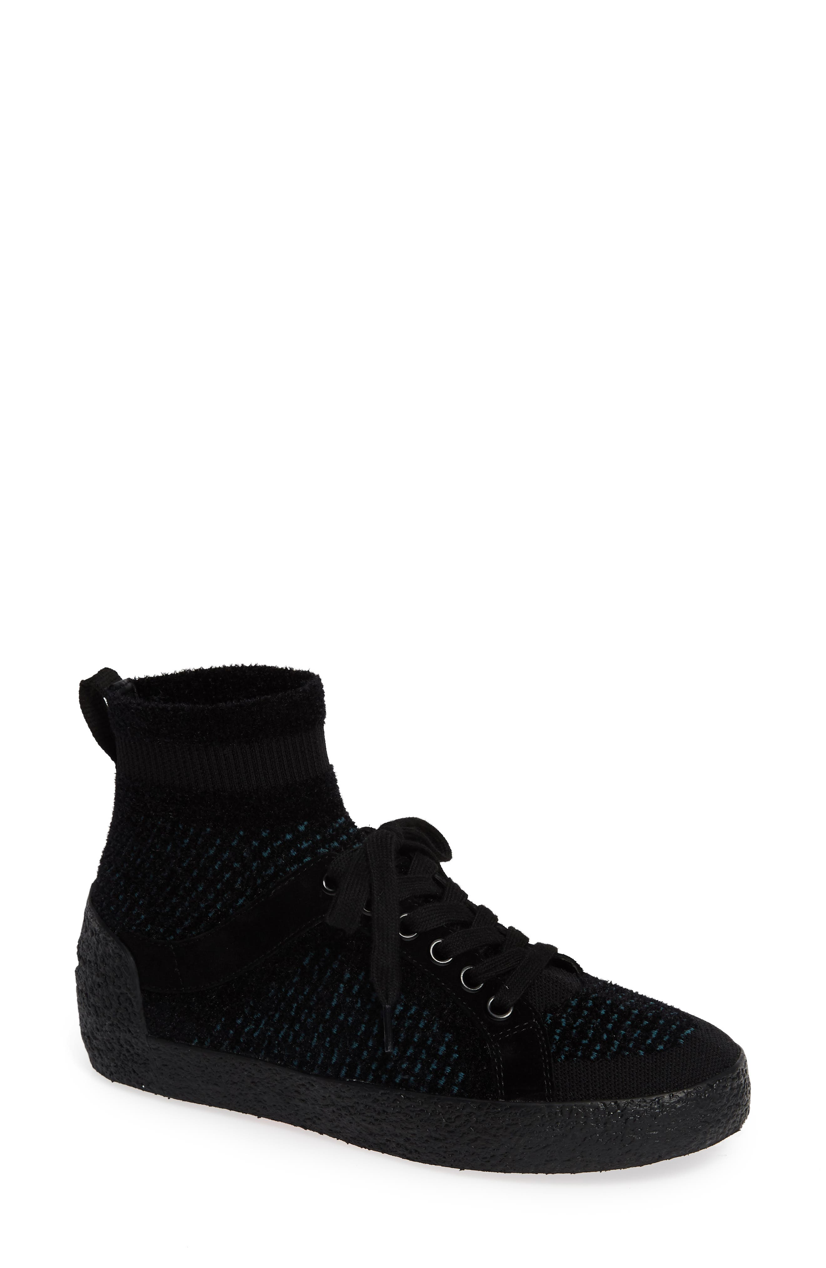 Ash High Top Sneaker