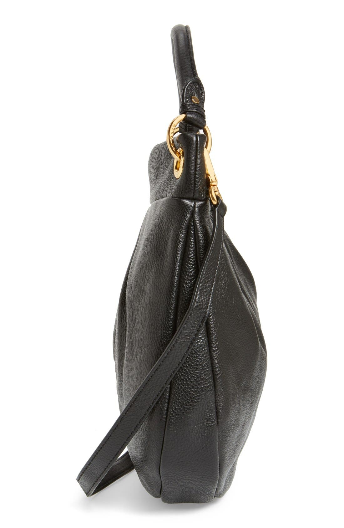 MARC BY MARC JACOBS 'Classic Q - Hillier' Hobo,                             Alternate thumbnail 7, color,