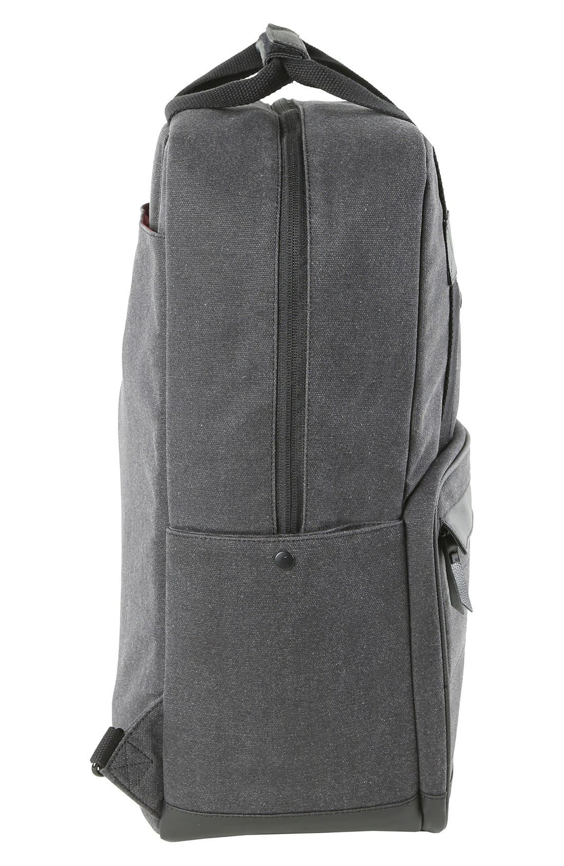 Supply Convertible Water Resistant Backpack,                             Main thumbnail 3, color,