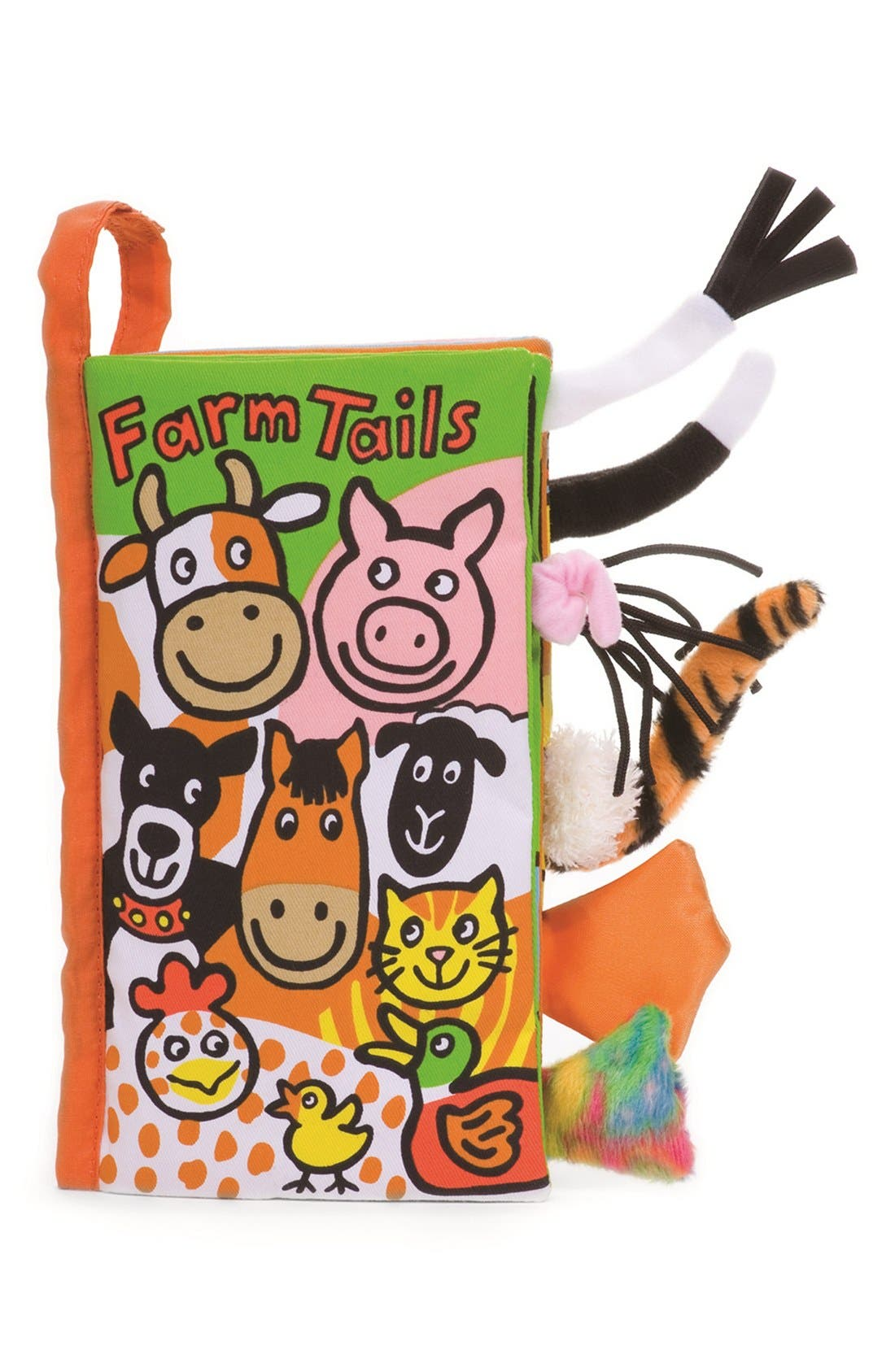 'Farm Tails' Book,                             Main thumbnail 1, color,                             000