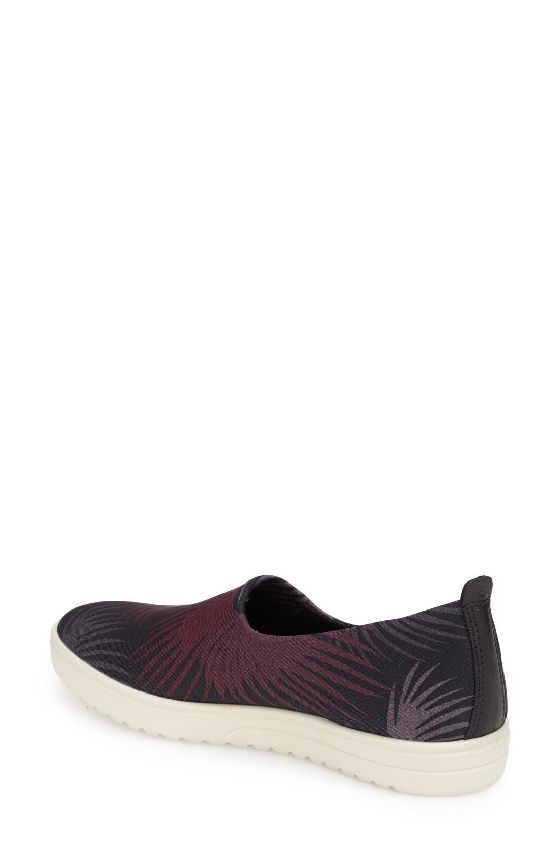 'Fara' Slip-On Sneaker,                             Alternate thumbnail 7, color,