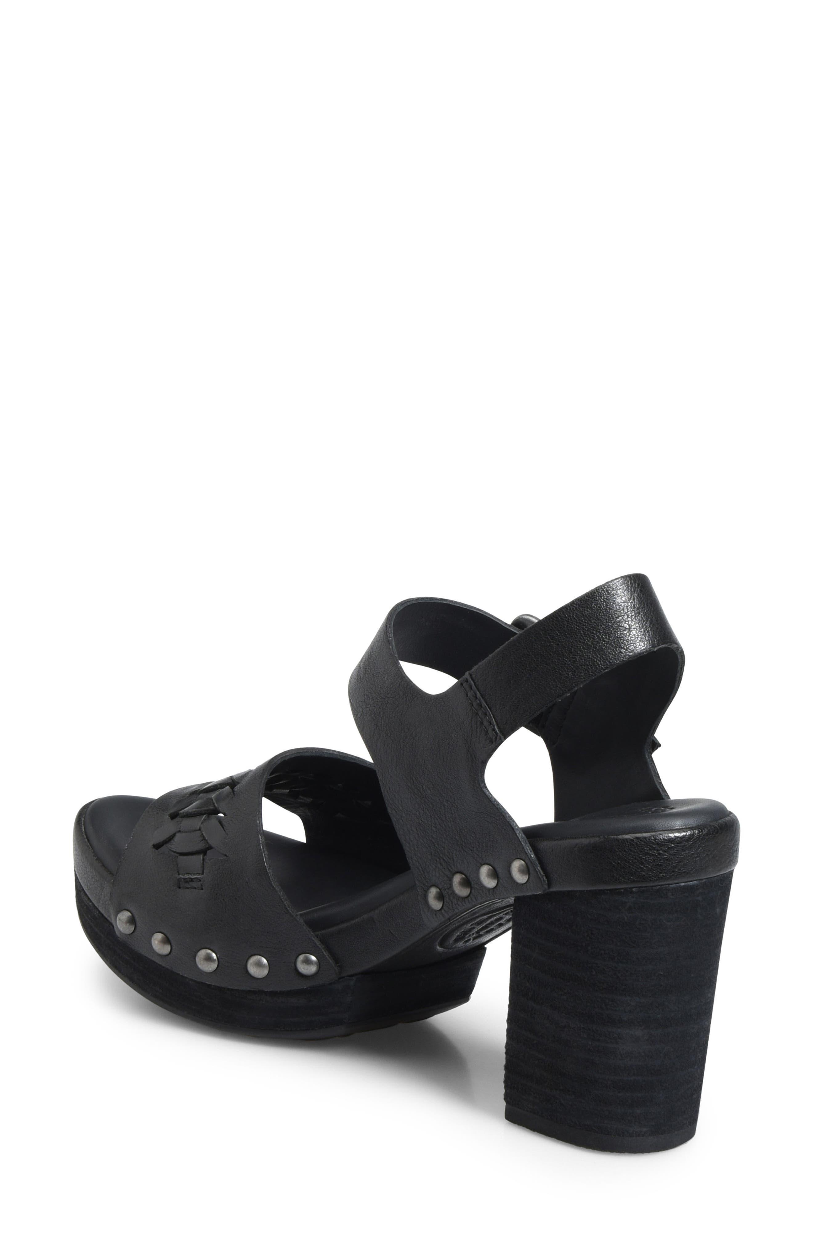 Pasilla Platform Sandal,                             Alternate thumbnail 5, color,