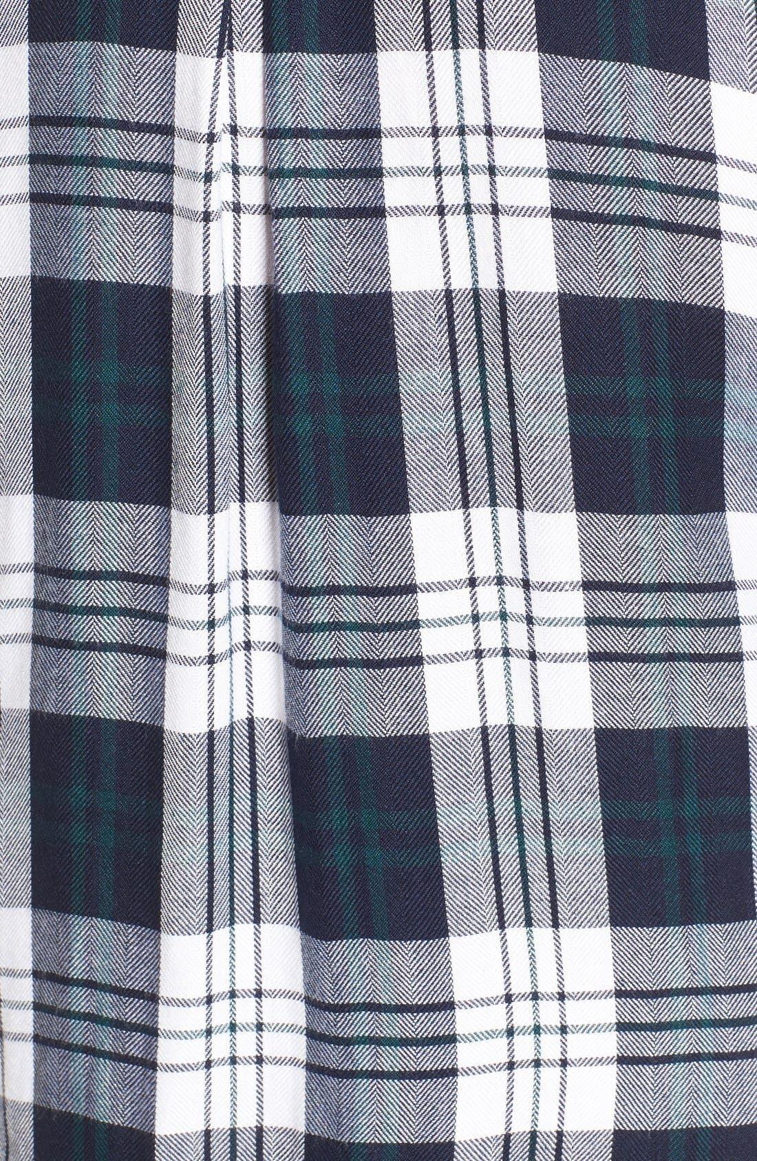 Hunter Plaid Shirt,                             Alternate thumbnail 652, color,