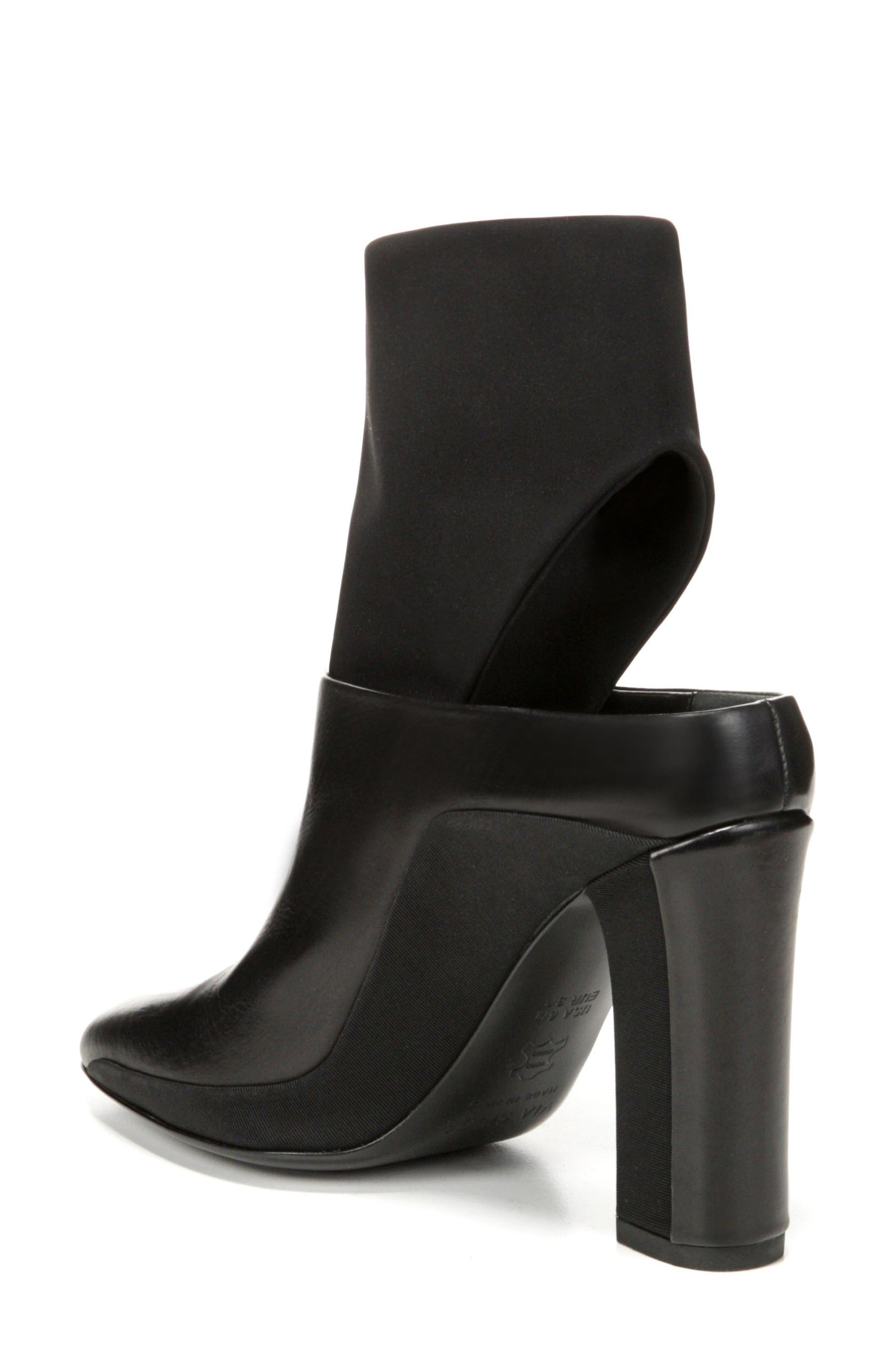 Agyness Cutout Boot,                             Alternate thumbnail 4, color,