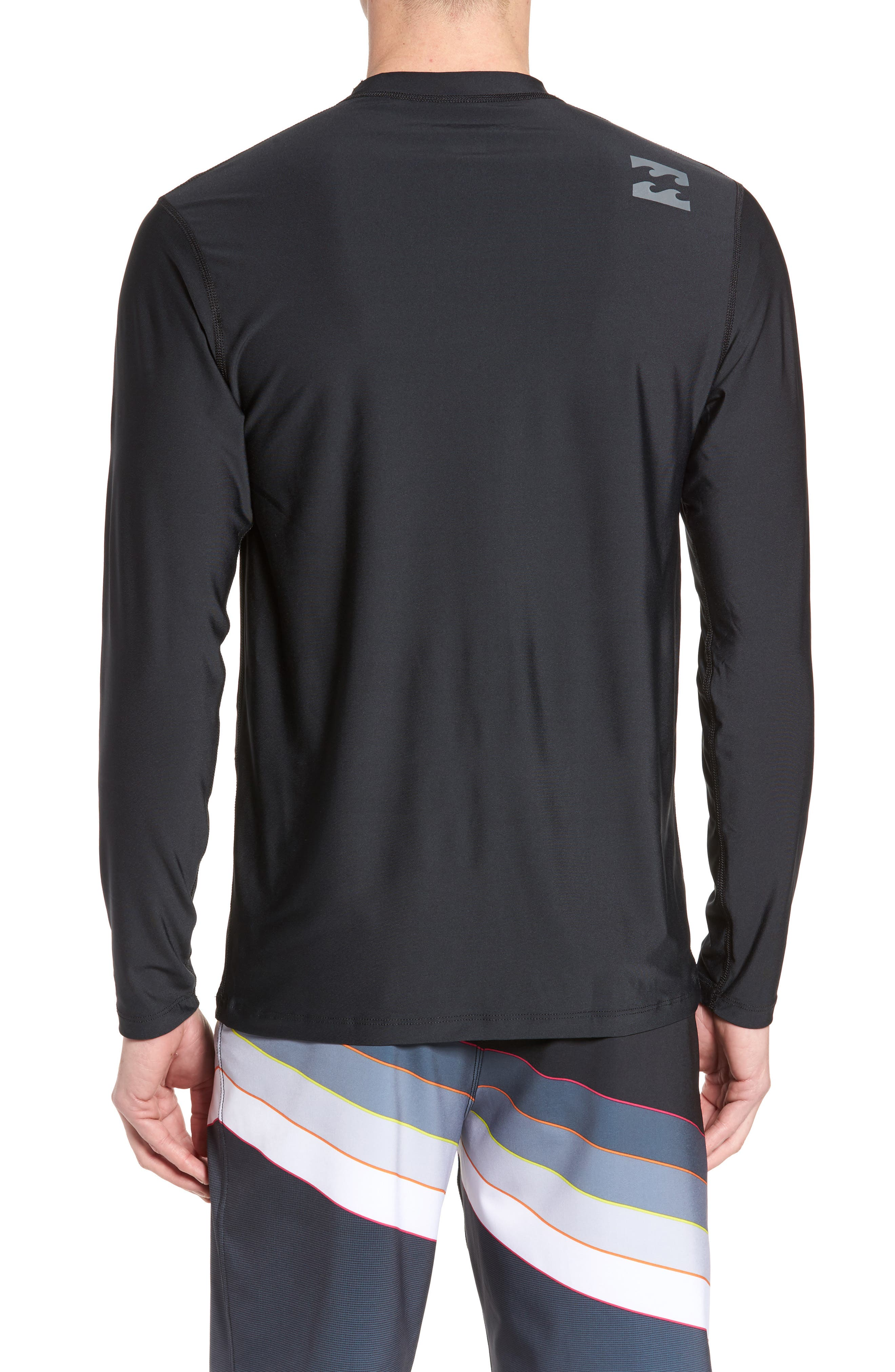 All Day Wave Graphic T-Shirt,                             Alternate thumbnail 2, color,                             001