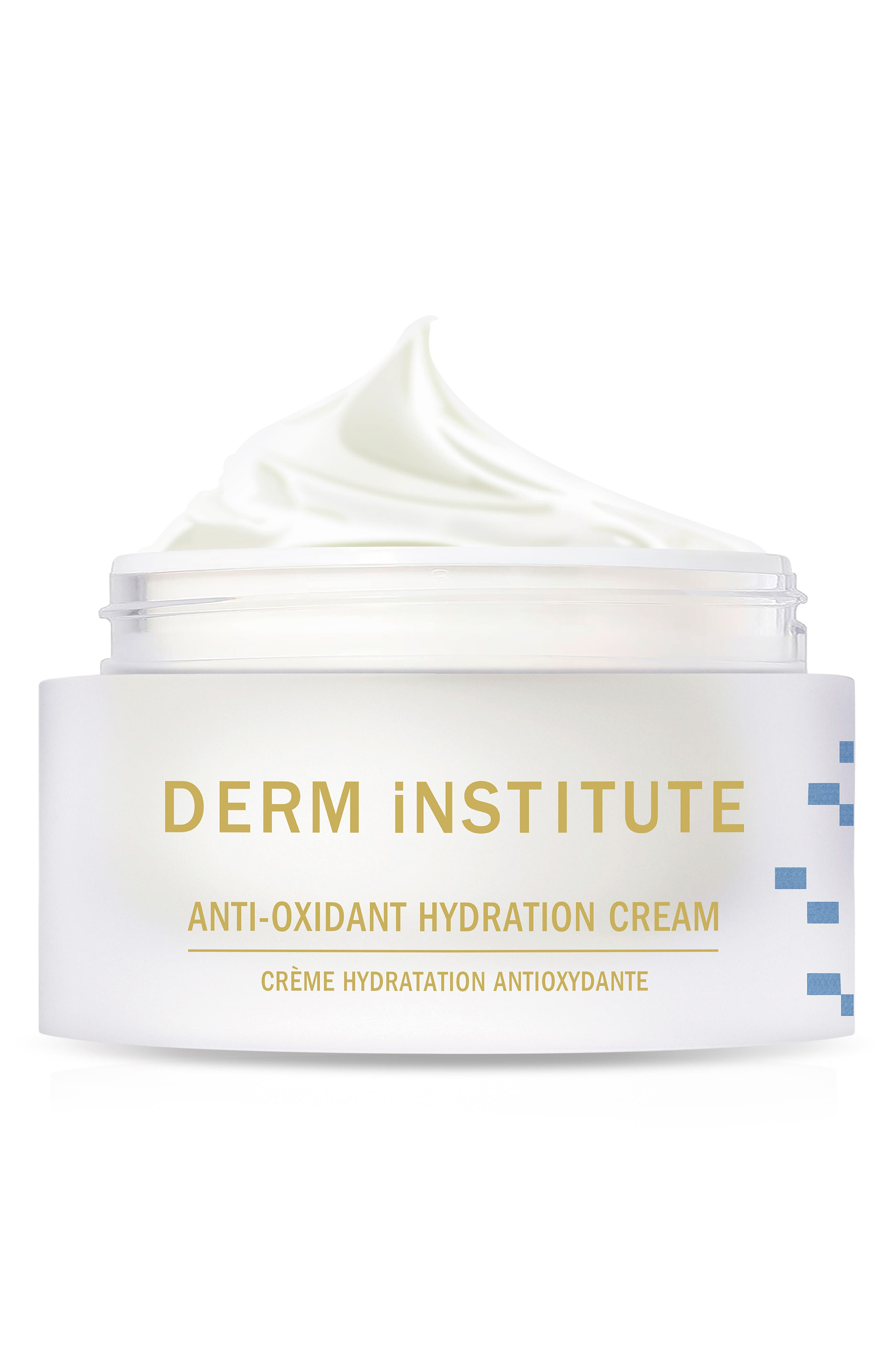 SPACE.NK.apothecary Derm Institute Anti-Oxidant Hydration Cream,                             Alternate thumbnail 2, color,                             000