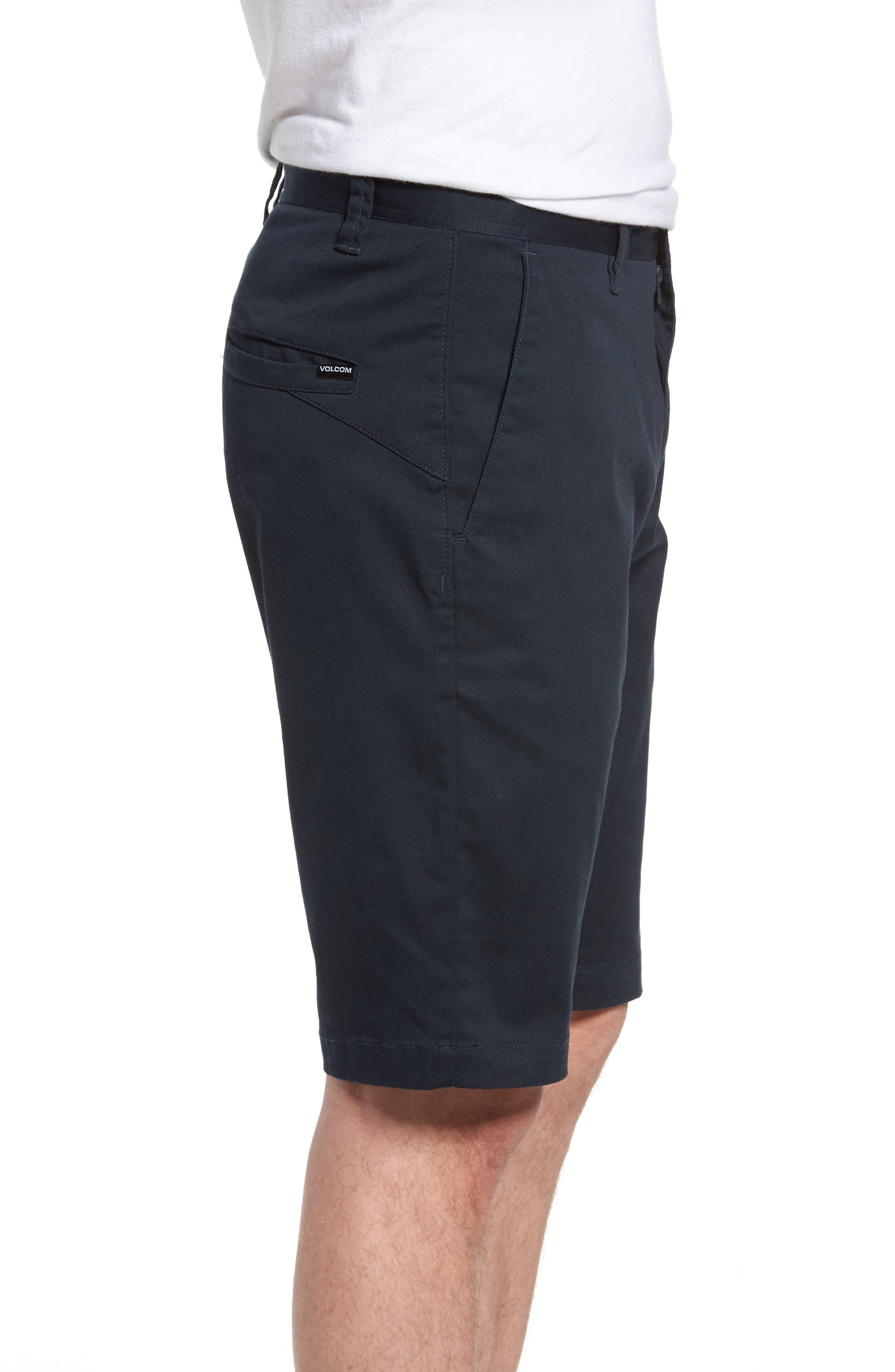 'Modern' Stretch Chino Shorts,                             Alternate thumbnail 32, color,