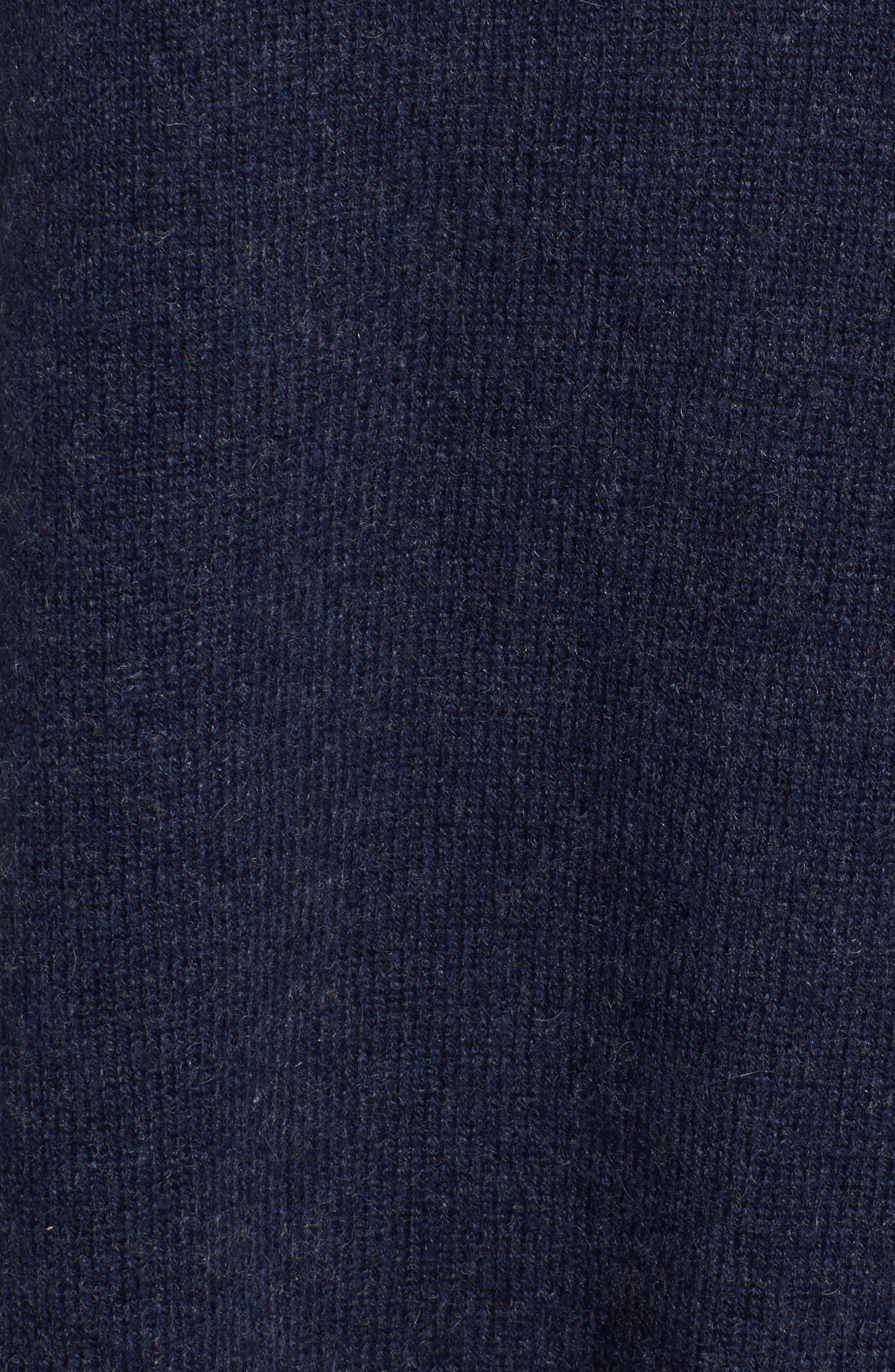 Danielle Cashmere Sweater,                             Alternate thumbnail 5, color,                             410