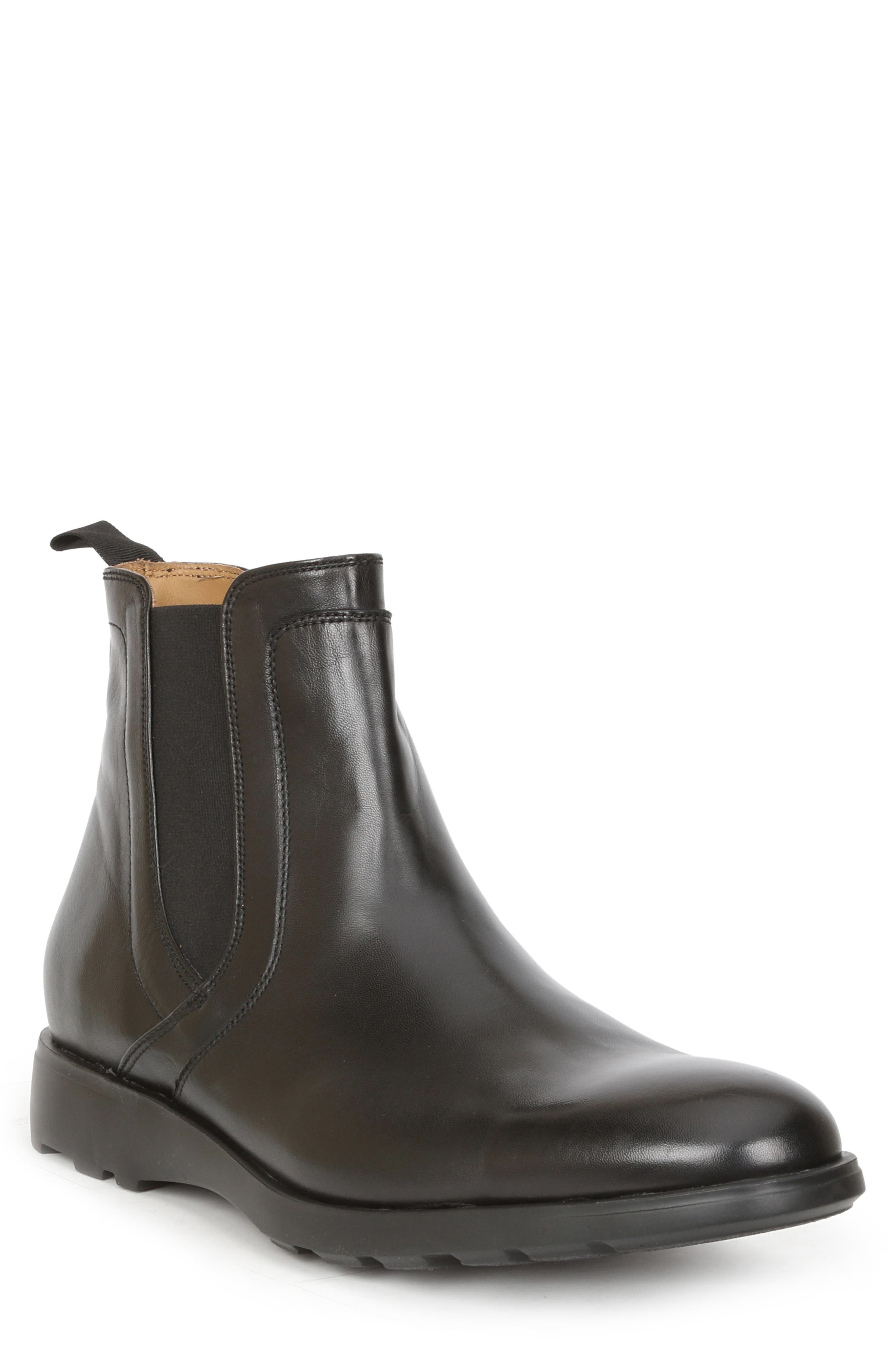 BRUNO MAGLI,                             Vicolo Chelsea Boot,                             Main thumbnail 1, color,                             001