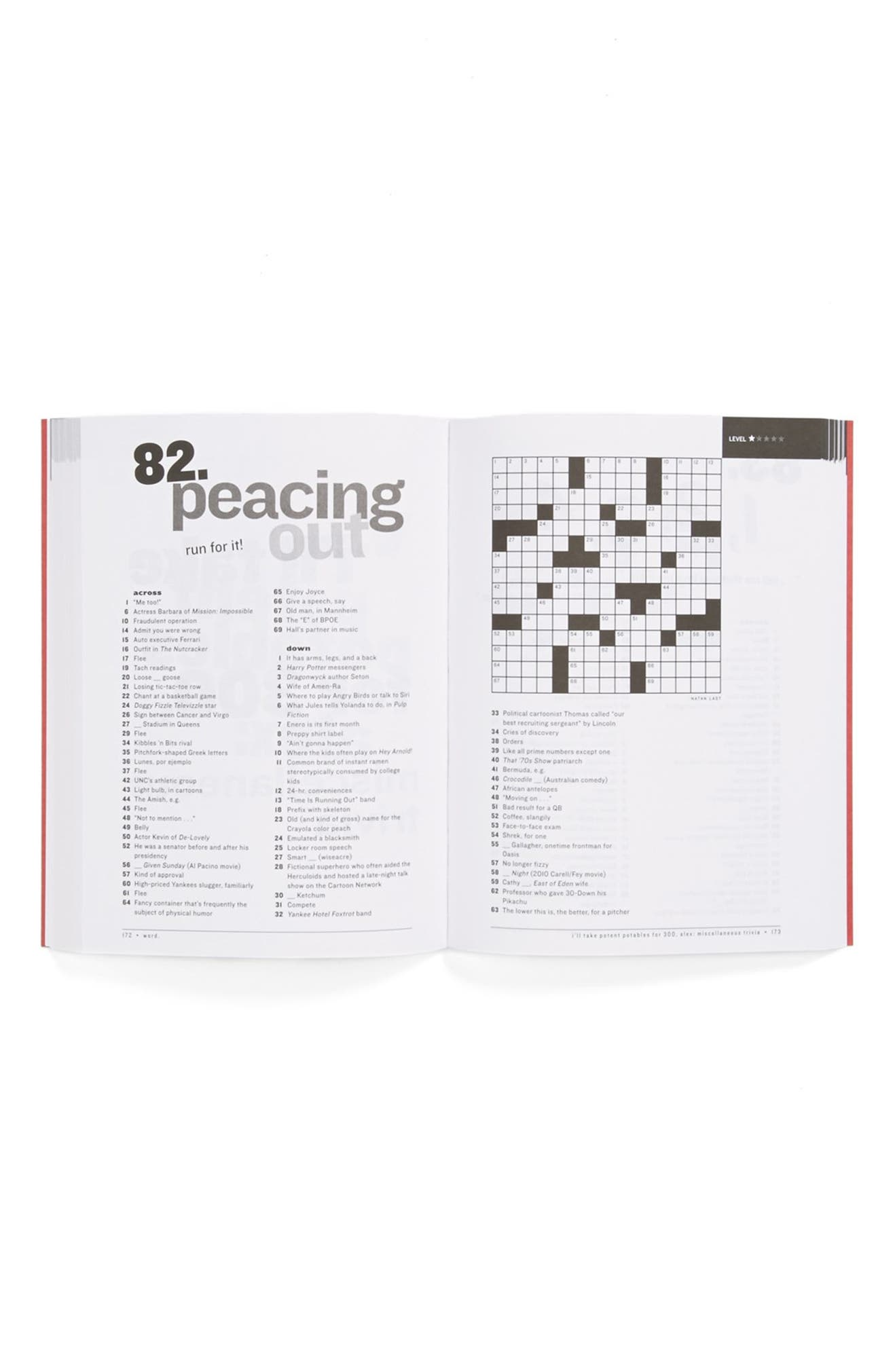 Word 144 Crossword Puzzles That Prove It S Hip To Be Square Book