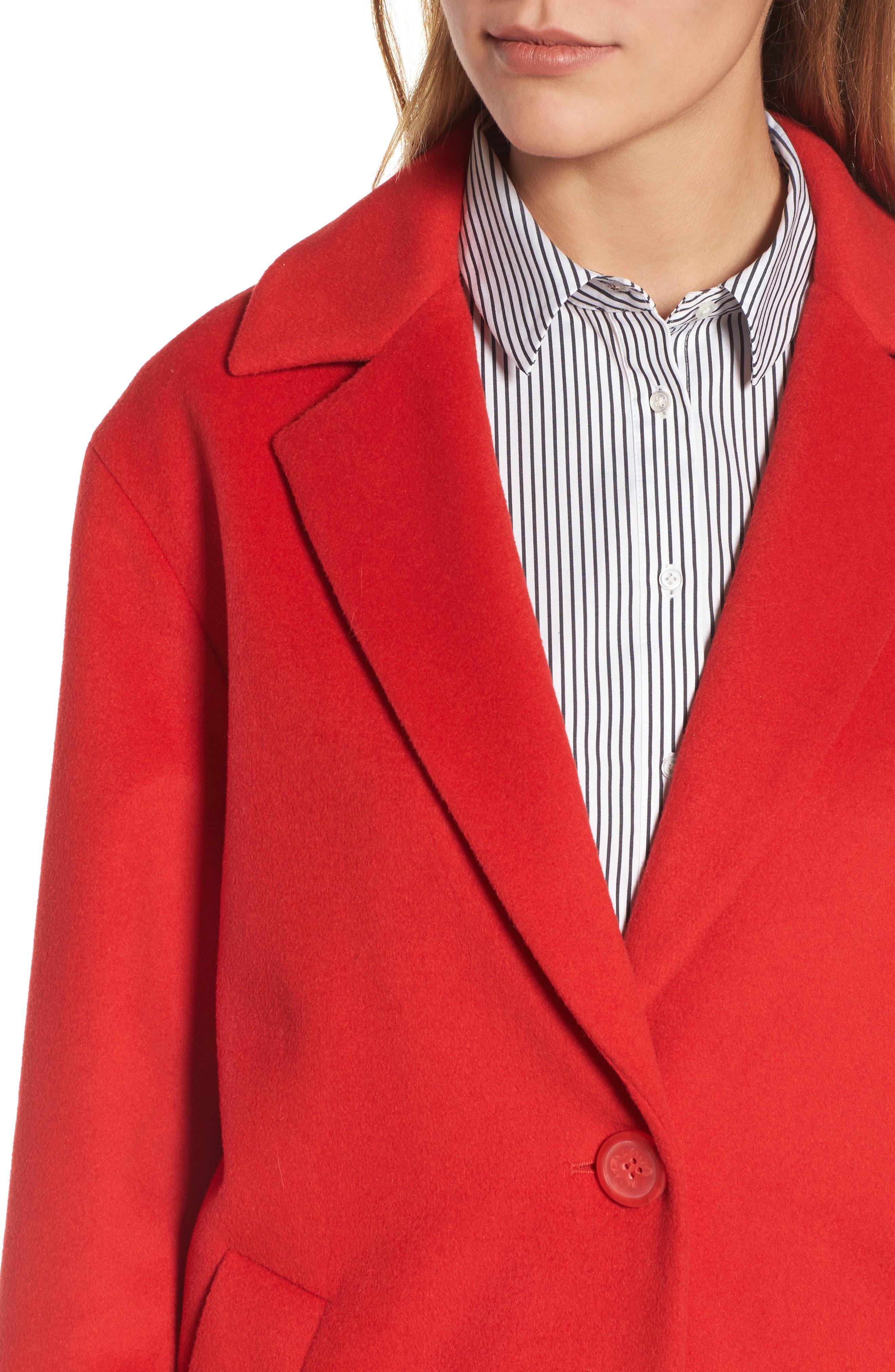 Wool Blend Coat,                             Alternate thumbnail 20, color,