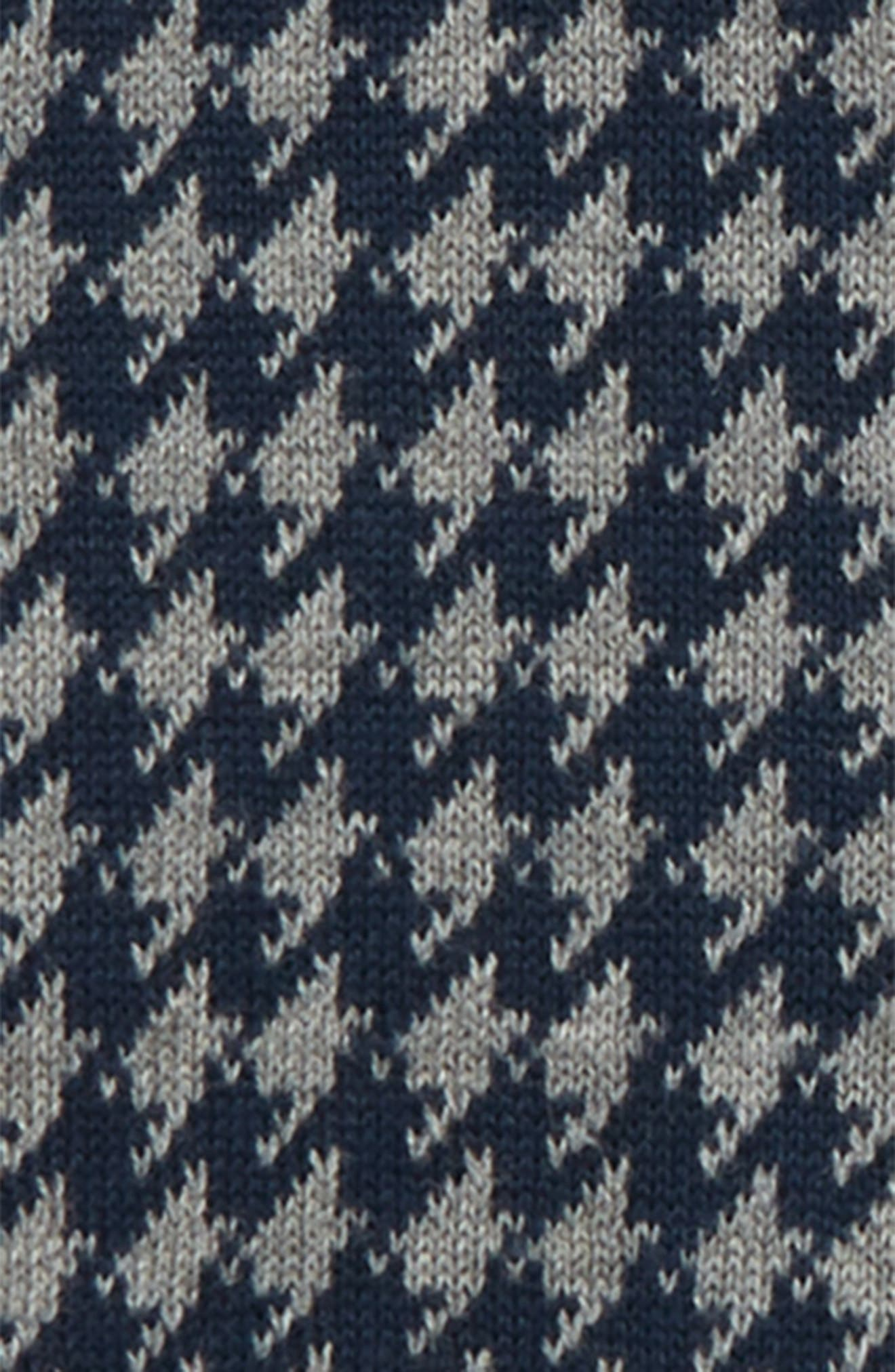 Houndstooth Cardigan,                             Alternate thumbnail 2, color,                             410