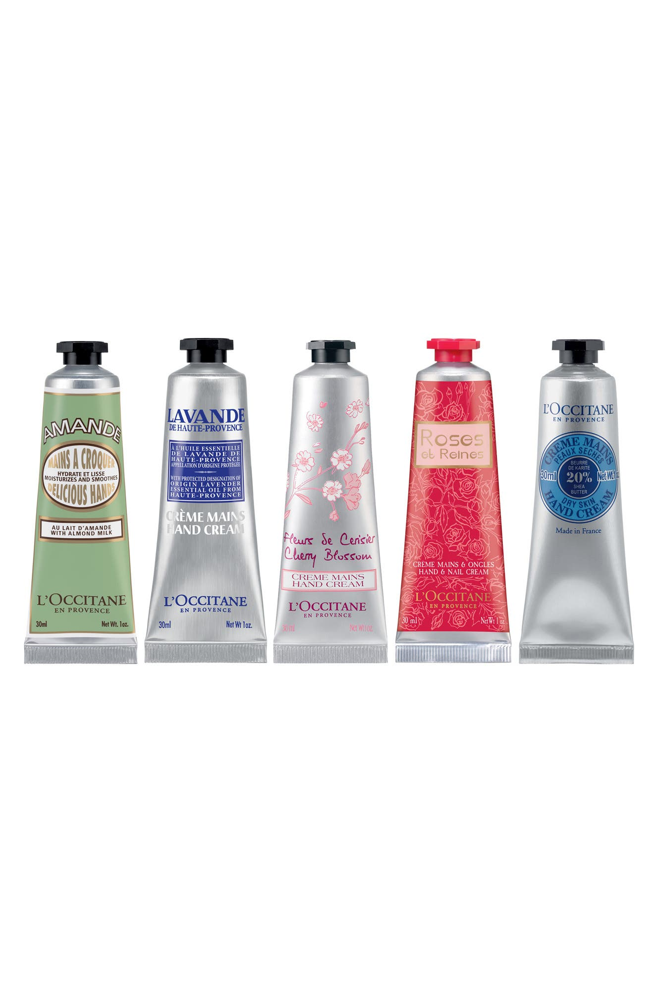 Hand Cream Collection,                             Alternate thumbnail 3, color,