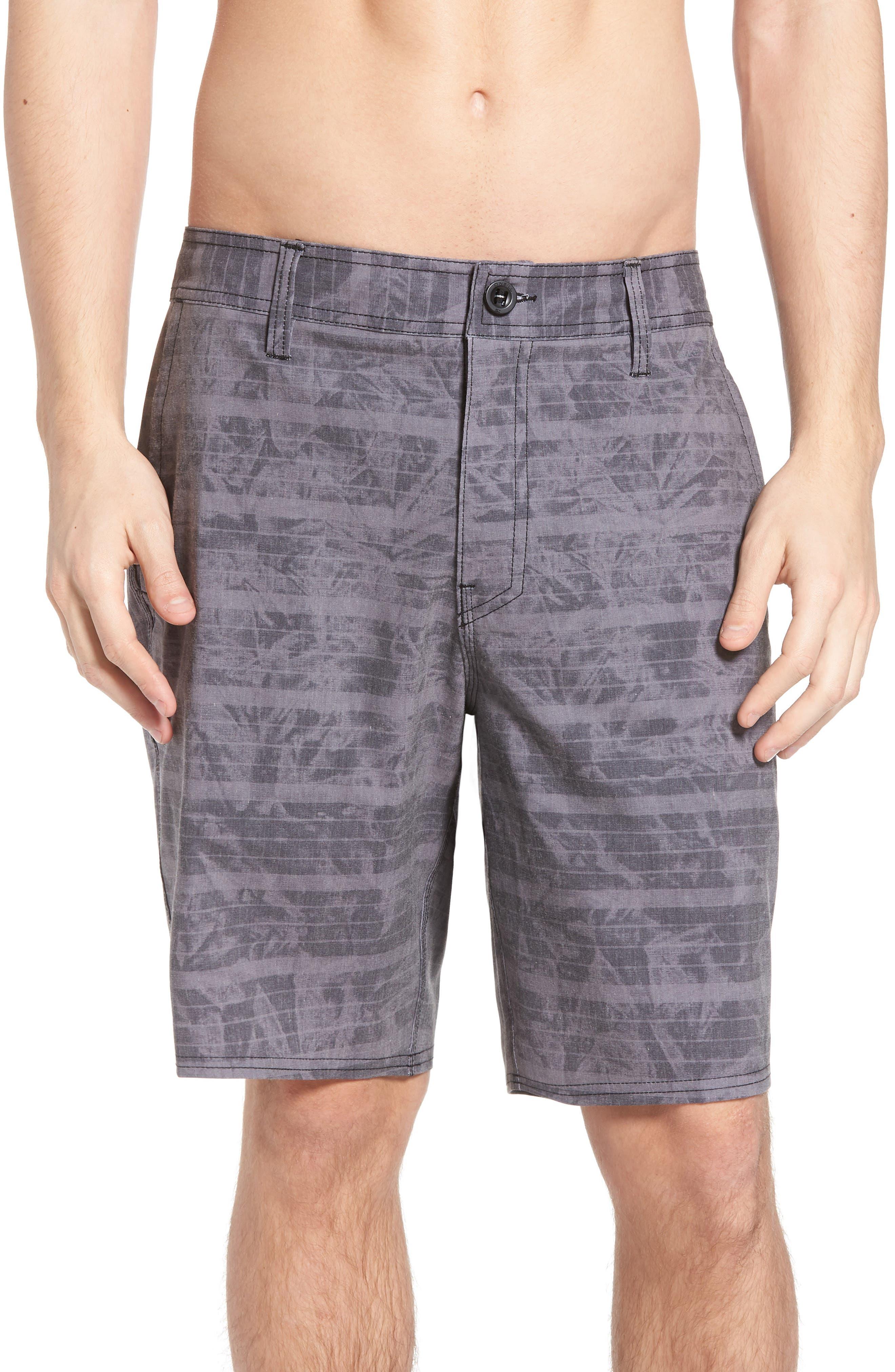 Mischief Hybrid Shorts,                             Alternate thumbnail 4, color,                             001