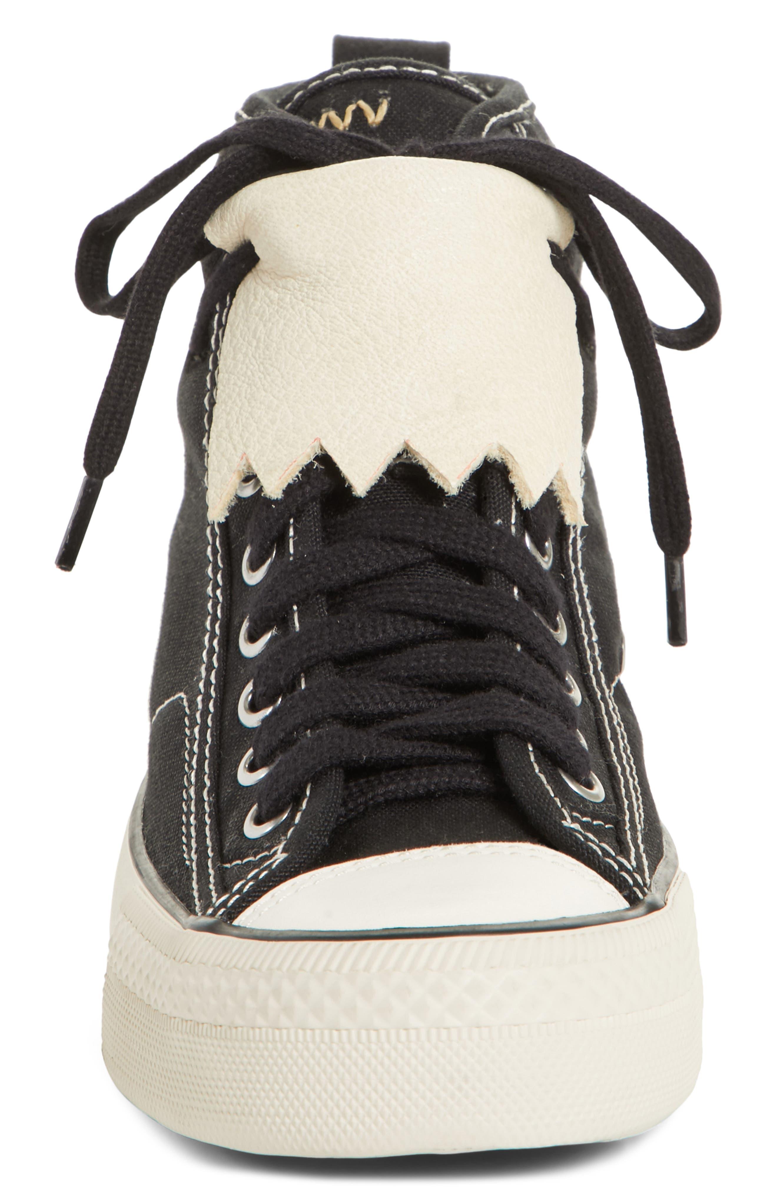 Skagway Hi Kikite Sneaker,                             Alternate thumbnail 4, color,                             001