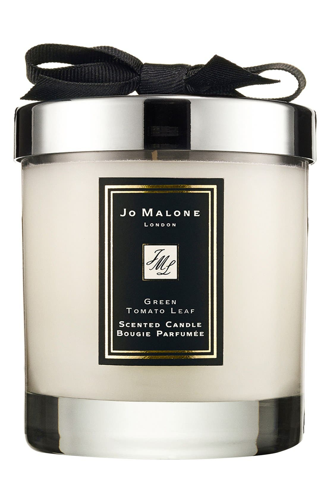Jo Malone<sup>™</sup> Just Like Sunday - Green Tomato Leaf Candle,                             Main thumbnail 1, color,                             NO COLOR