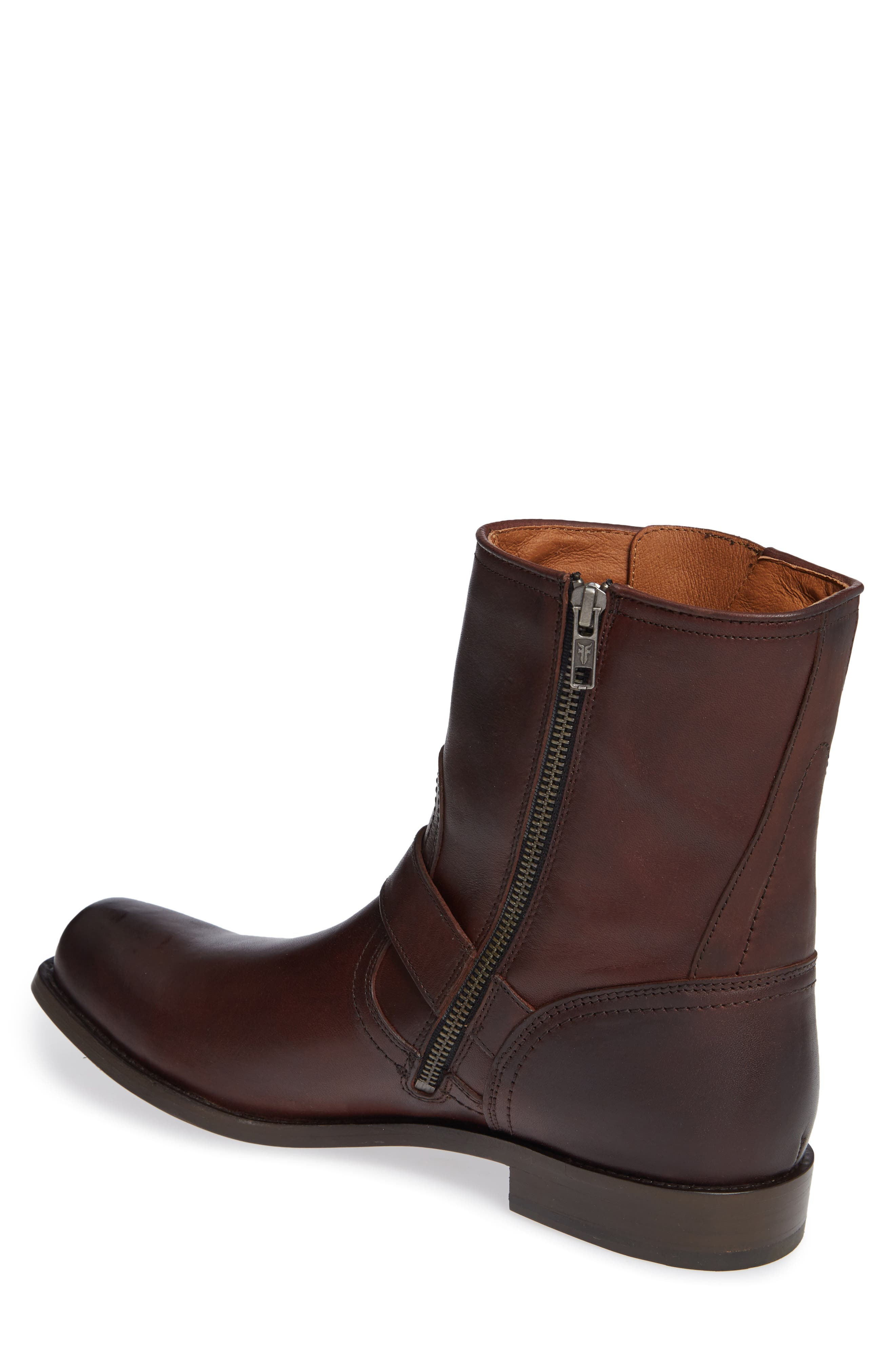 Smith Engineer Boot,                             Alternate thumbnail 2, color,                             BROWN