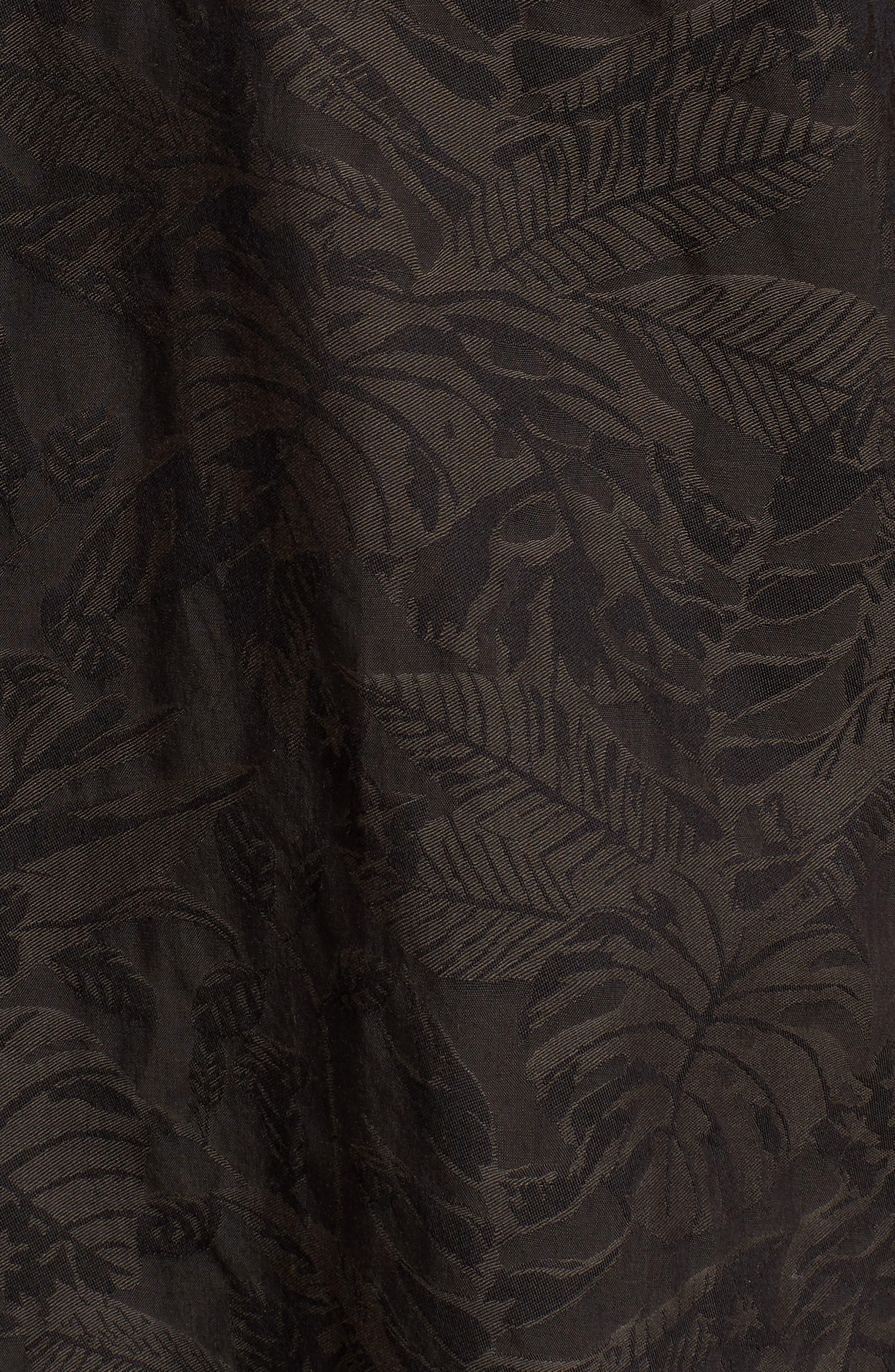 Princeville Regular Fit Print Short Sleeve Sport Shirt,                             Alternate thumbnail 5, color,                             011