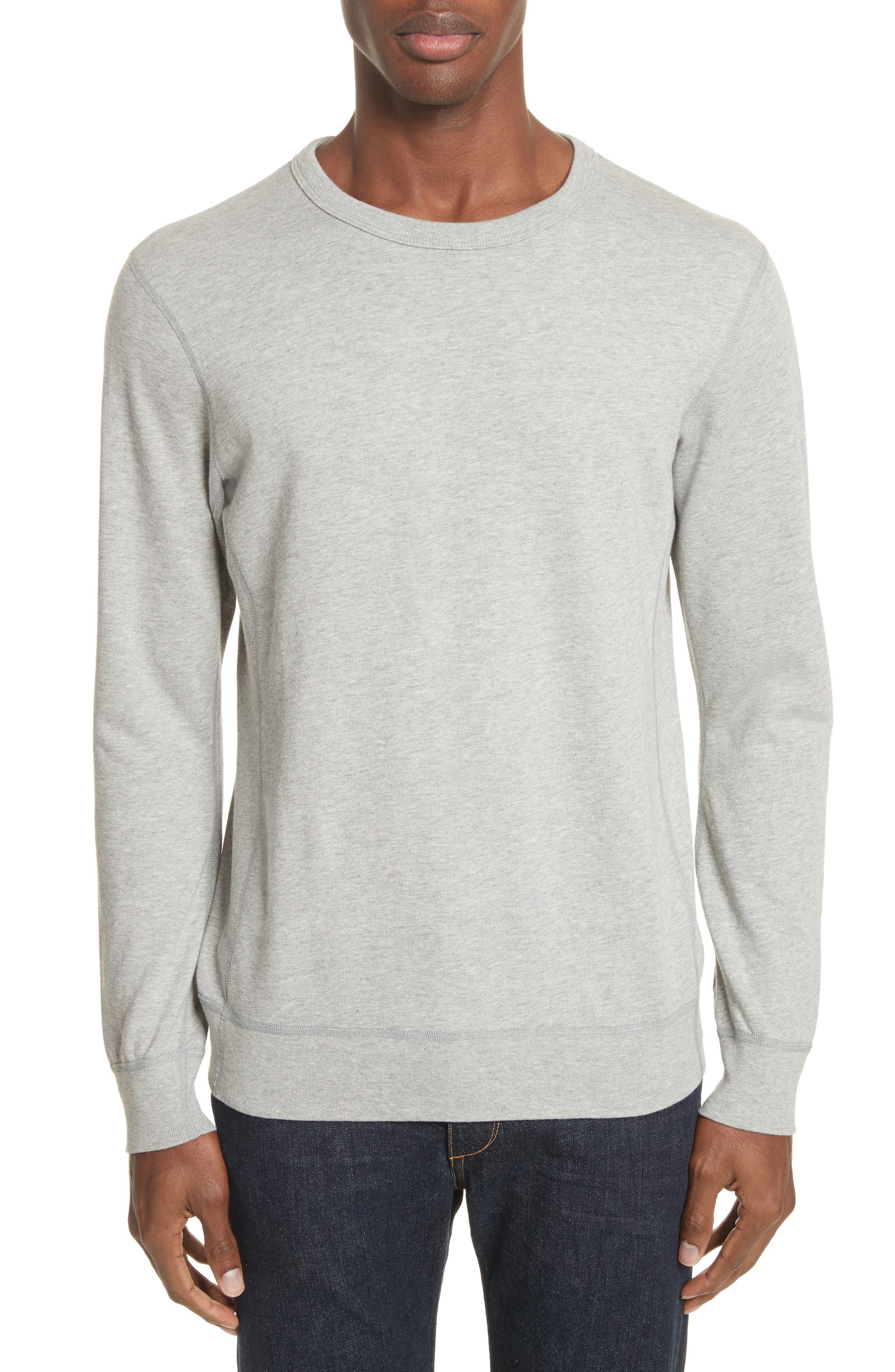 Crewneck Sweatshirt,                         Main,                         color, 060