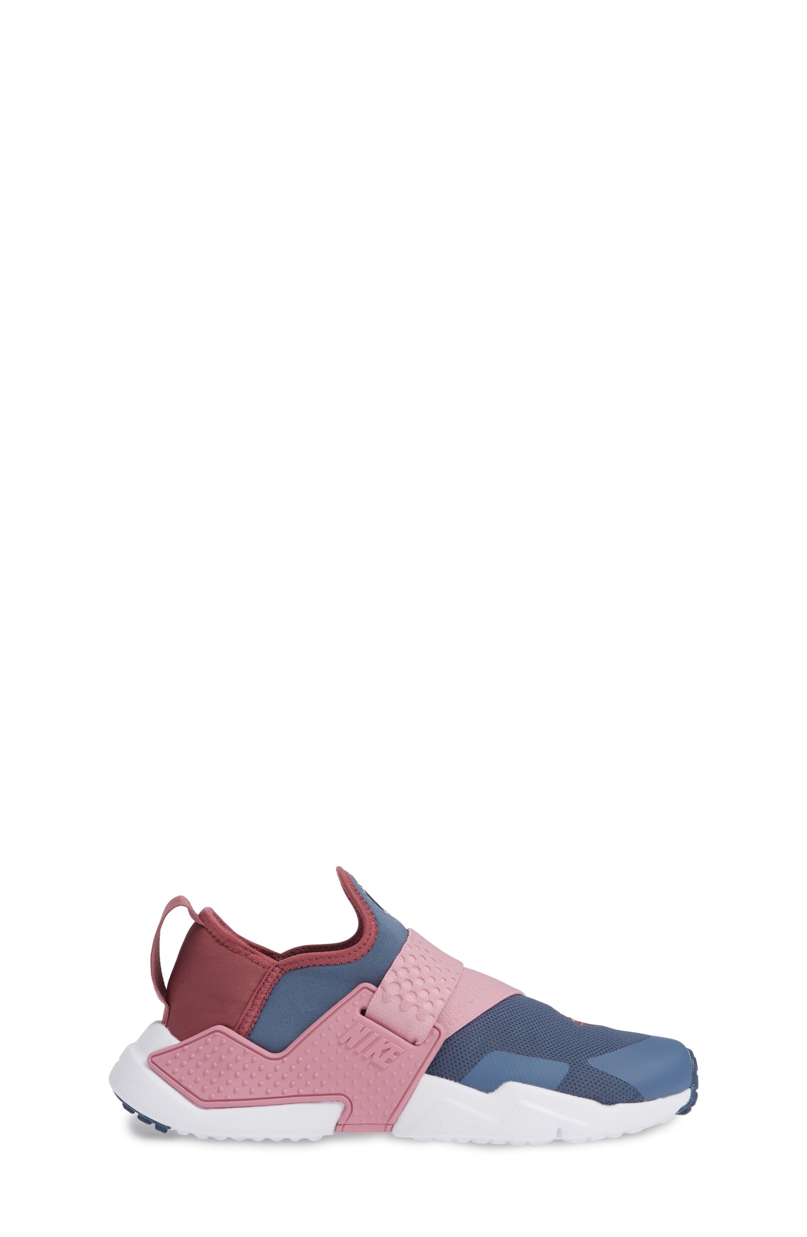 Huarache Extreme Sneaker,                             Alternate thumbnail 3, color,                             DIFFUSED BLUE