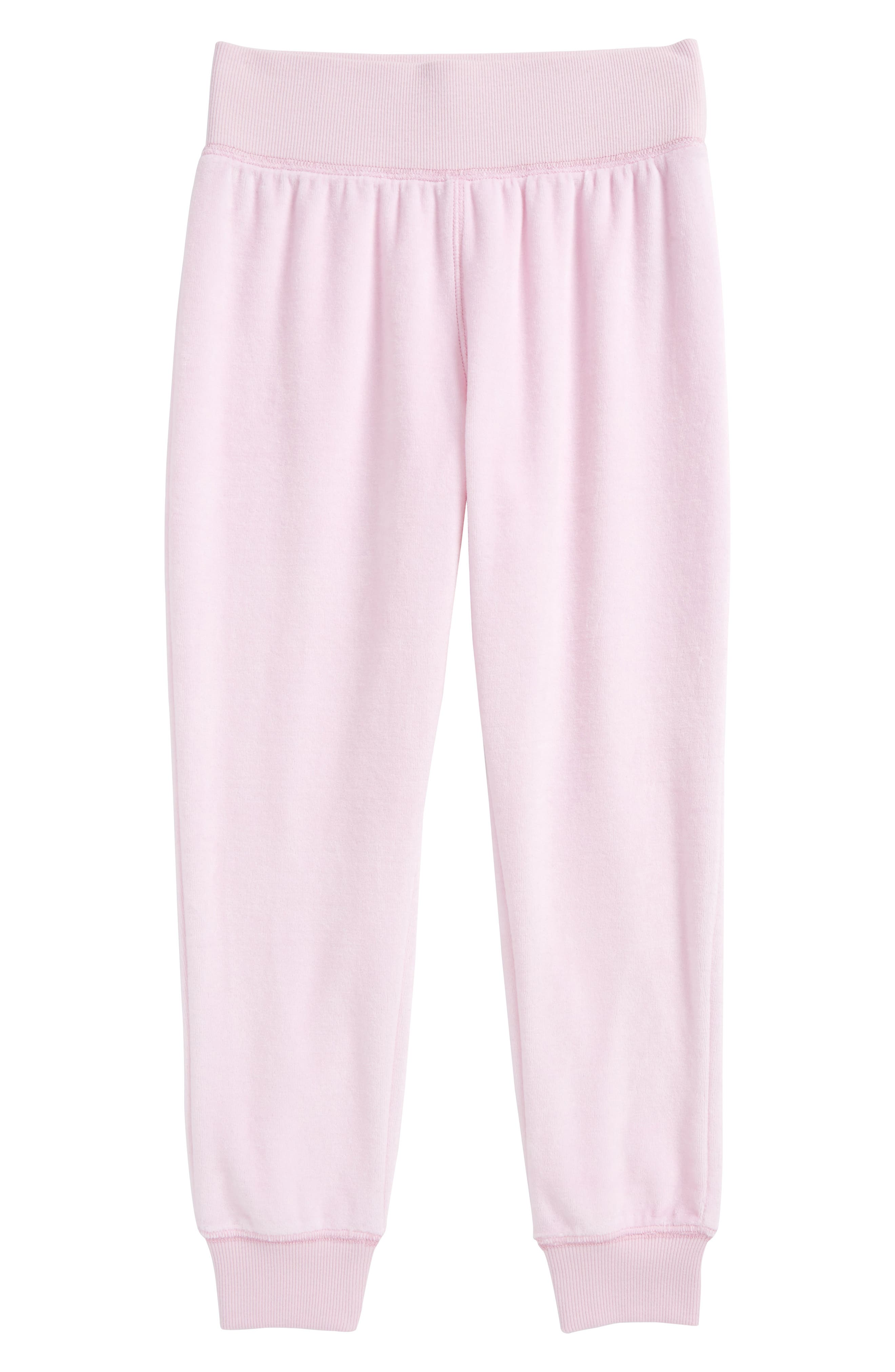 Zella High Waist Velour Jogger Pants,                         Main,                         color, 680