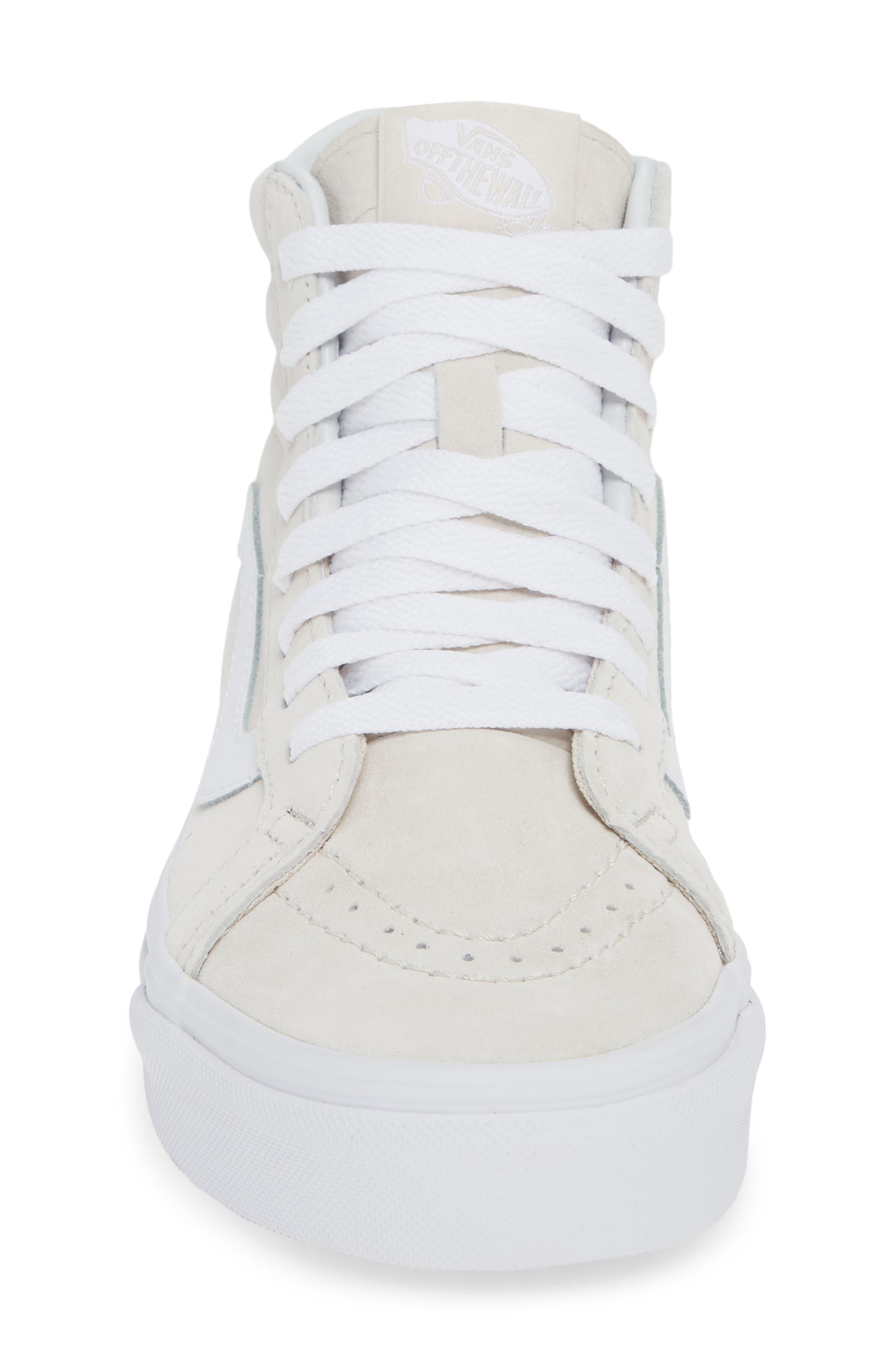 Sk8-Hi Reissue Sneaker,                             Alternate thumbnail 4, color,                             270