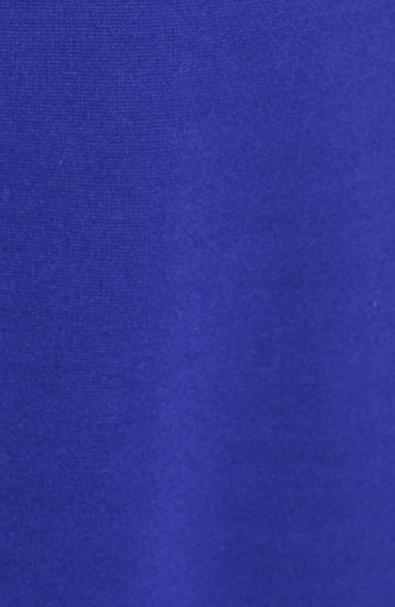 Fit & Flare Dress,                             Alternate thumbnail 5, color,                             430