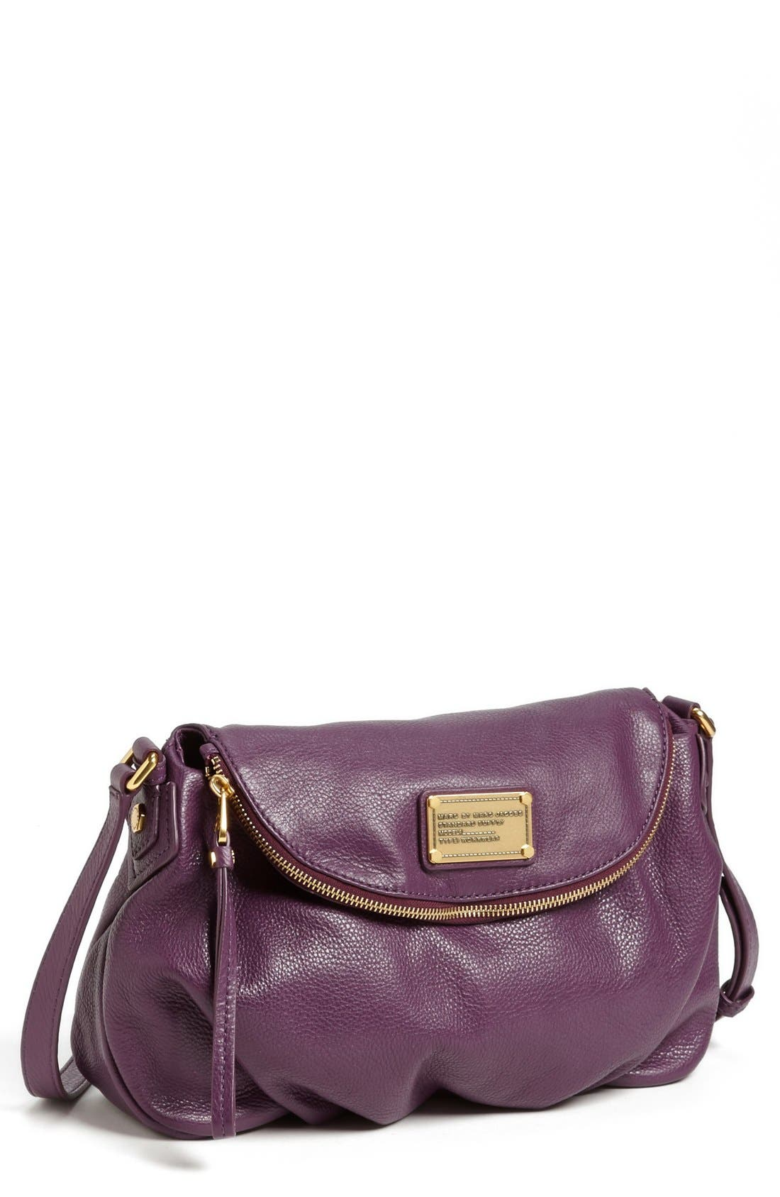 MARC BY MARC JACOBS 'Classic Q - Natasha' Crossbody Bag,                             Main thumbnail 10, color,