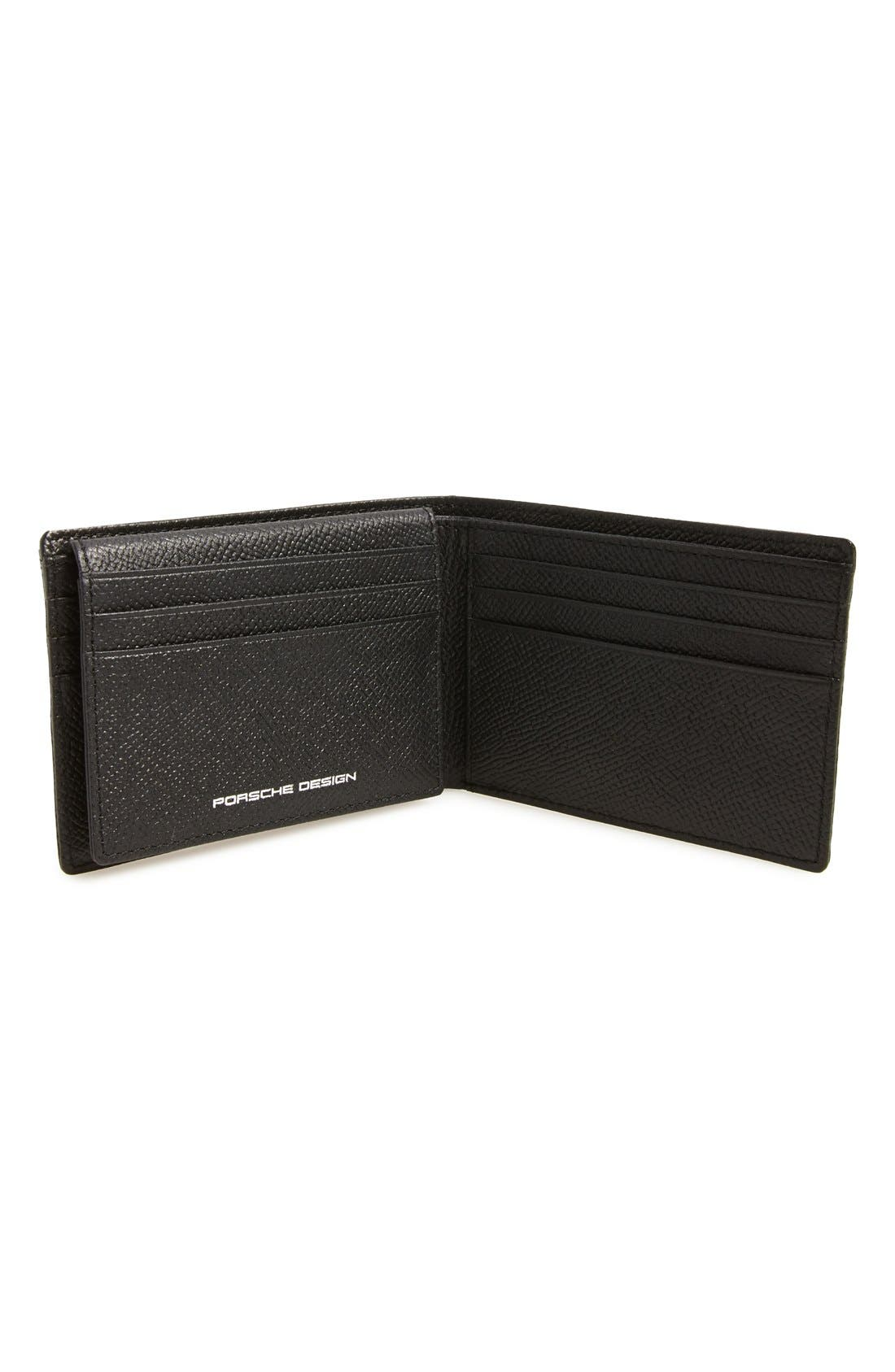 'FC 3.0' Leather L-Fold Wallet,                             Alternate thumbnail 2, color,                             001