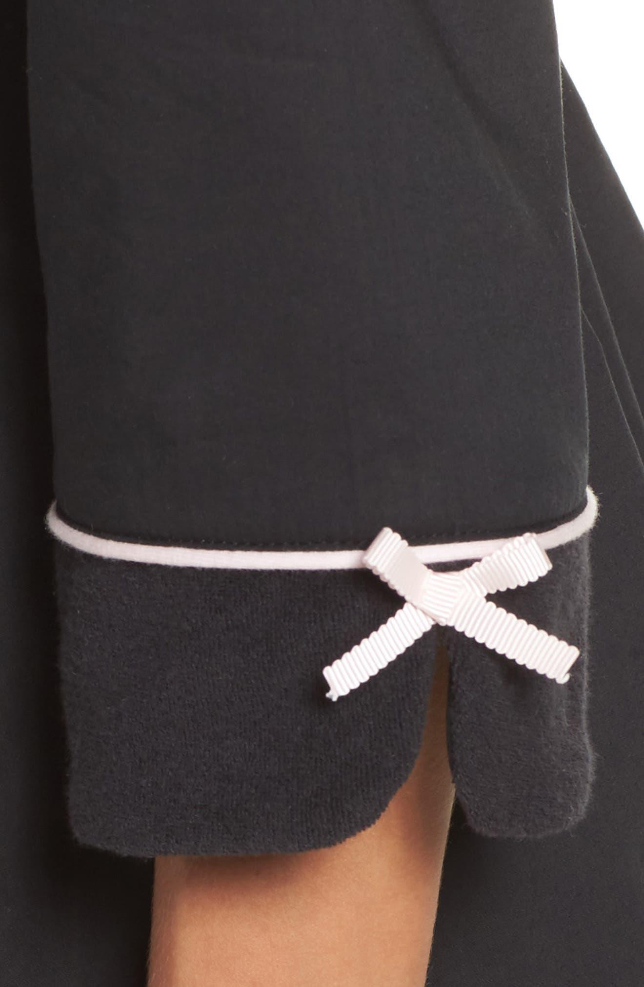 short robe,                             Alternate thumbnail 4, color,                             001