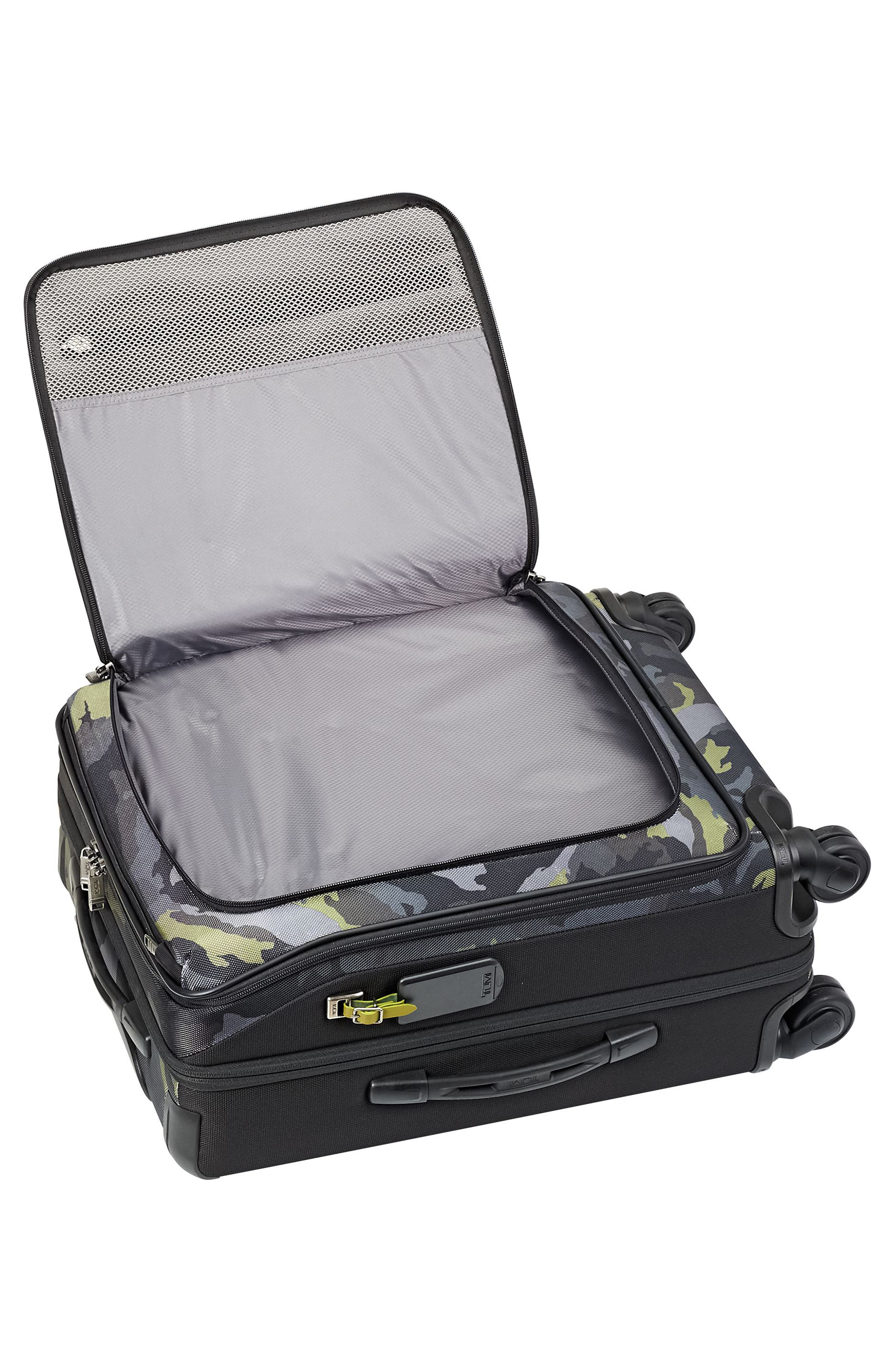 Merge - 22-Inch Continental Expandable Rolling Carry-On,                             Alternate thumbnail 18, color,
