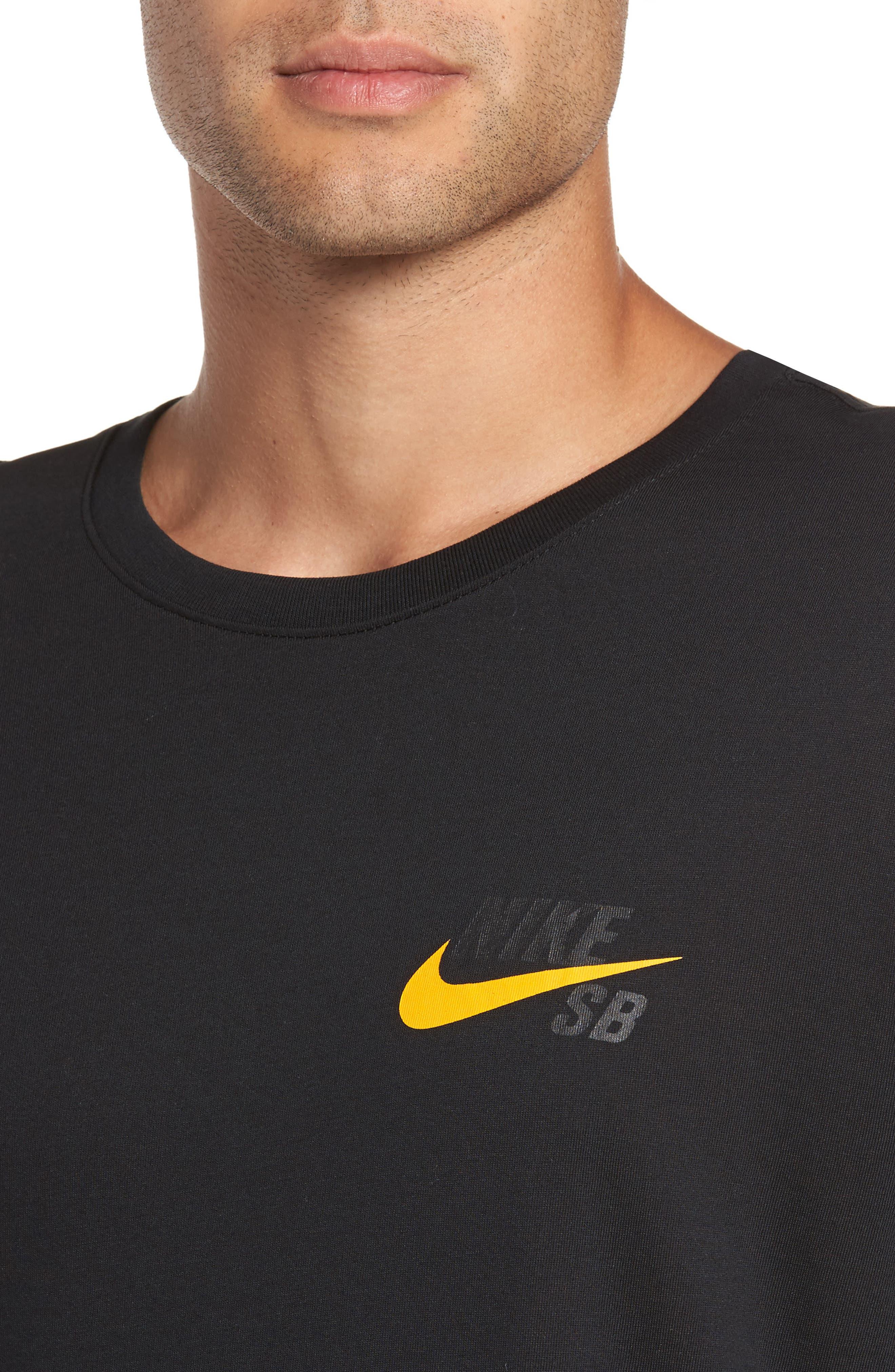 Logo T-Shirt,                             Alternate thumbnail 4, color,                             010