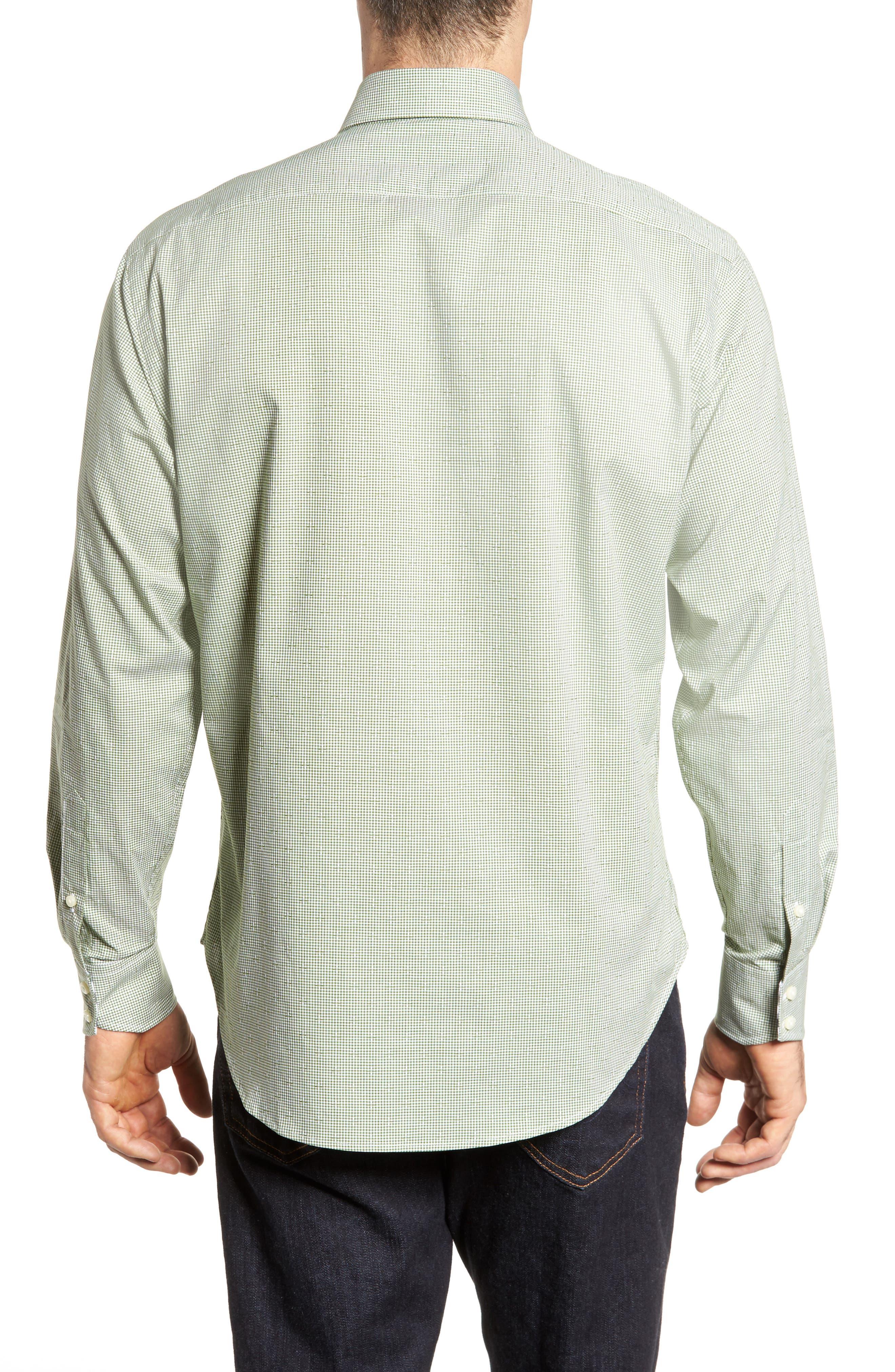 Check Sport Shirt,                             Alternate thumbnail 2, color,                             300