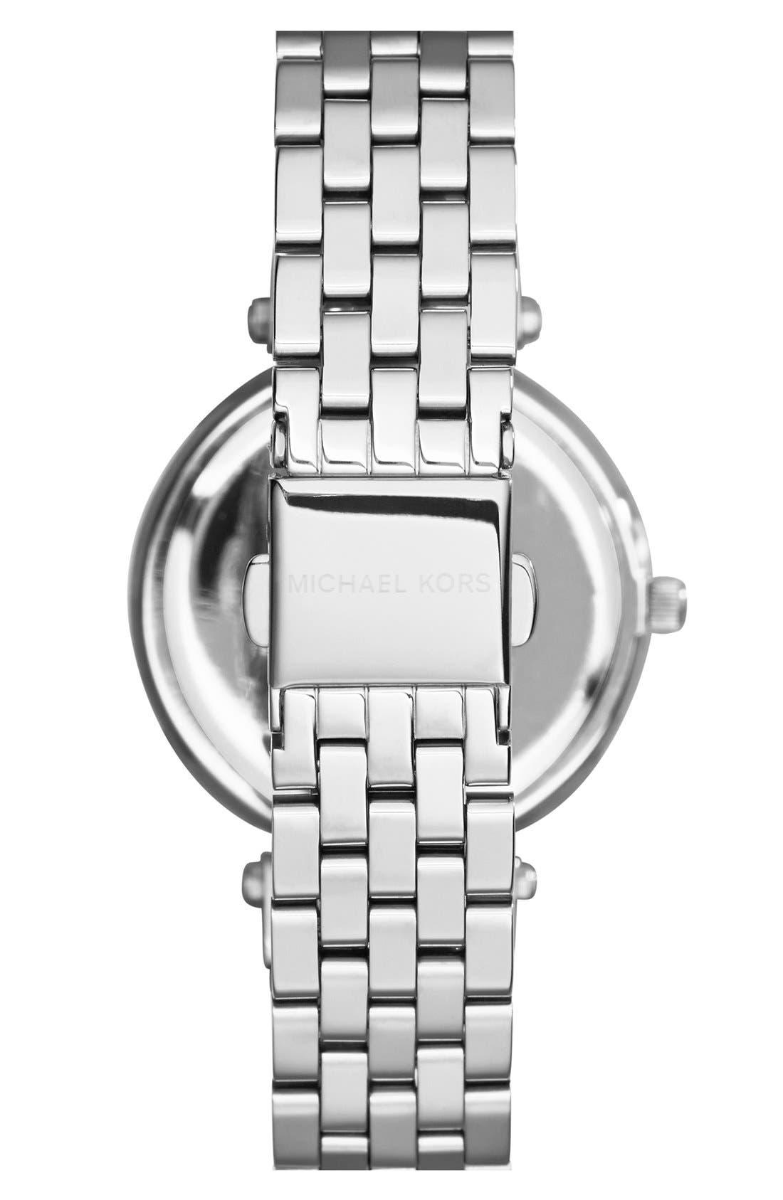'Mini Darci' Round Bracelet Watch, 33mm,                             Alternate thumbnail 2, color,                             040