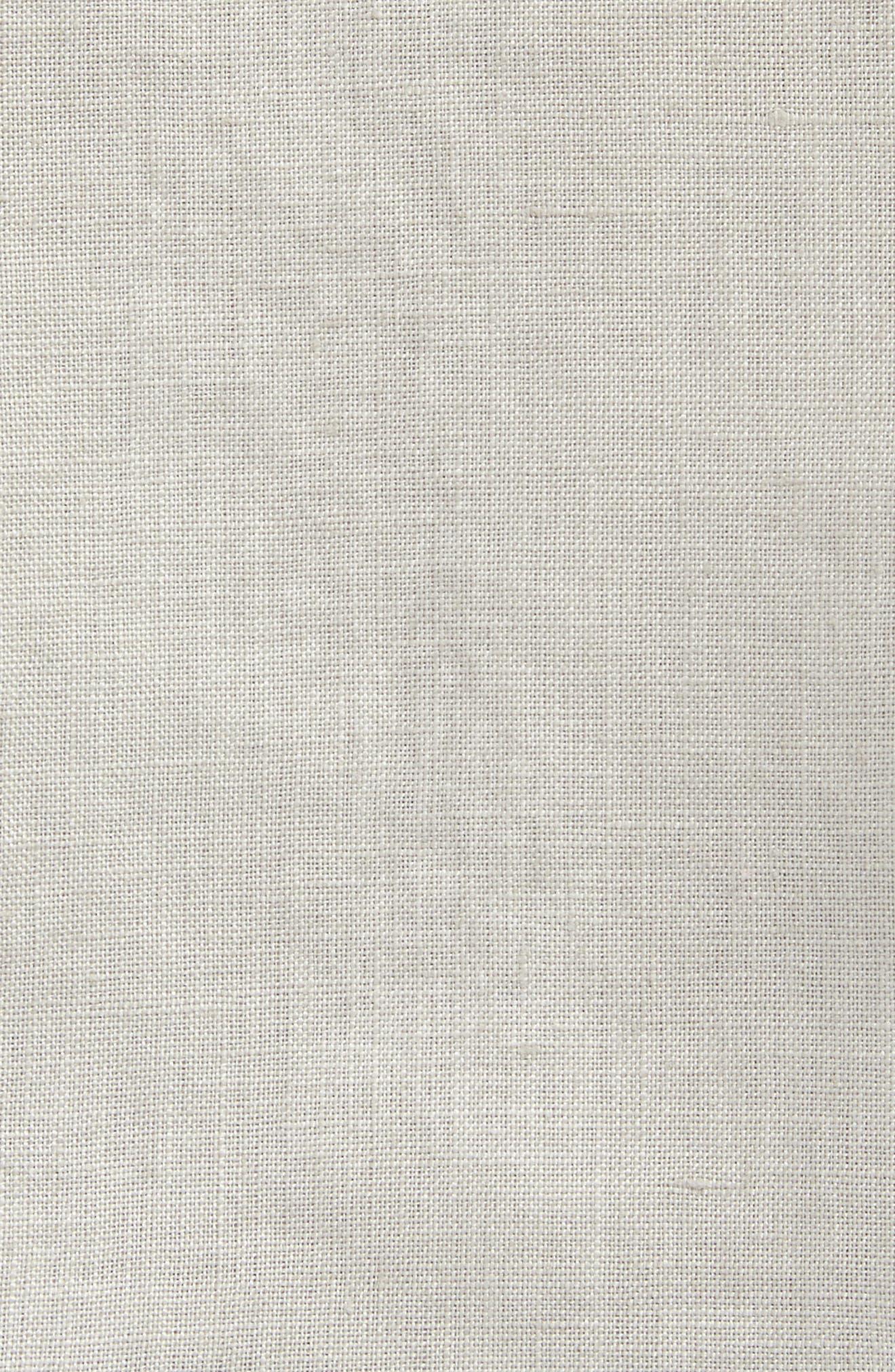 Washed Linen Napkin,                             Alternate thumbnail 2, color,                             020