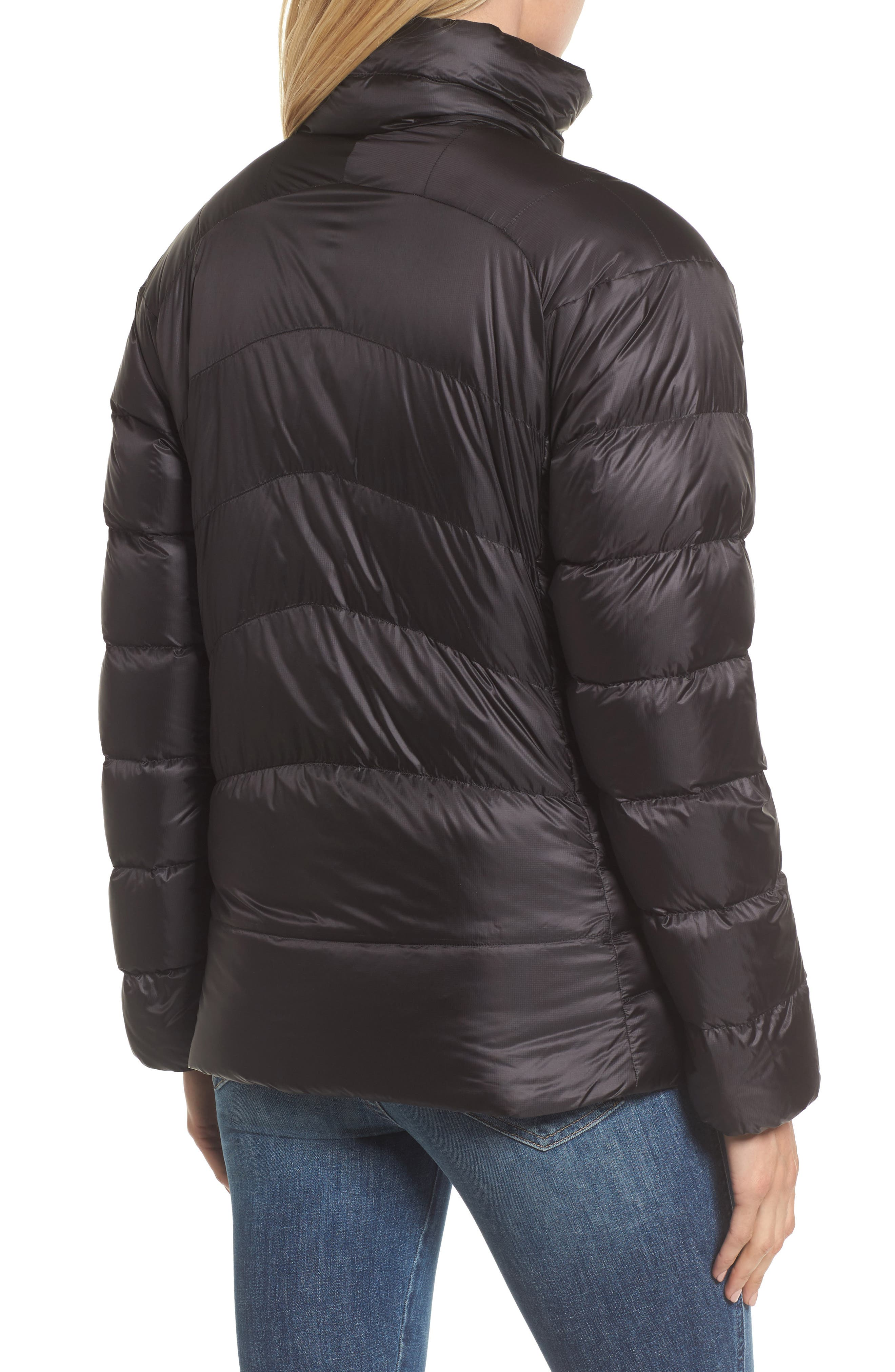 Fitz Roy Water Repellent 800-Fill-Power Down Parka,                             Alternate thumbnail 3, color,