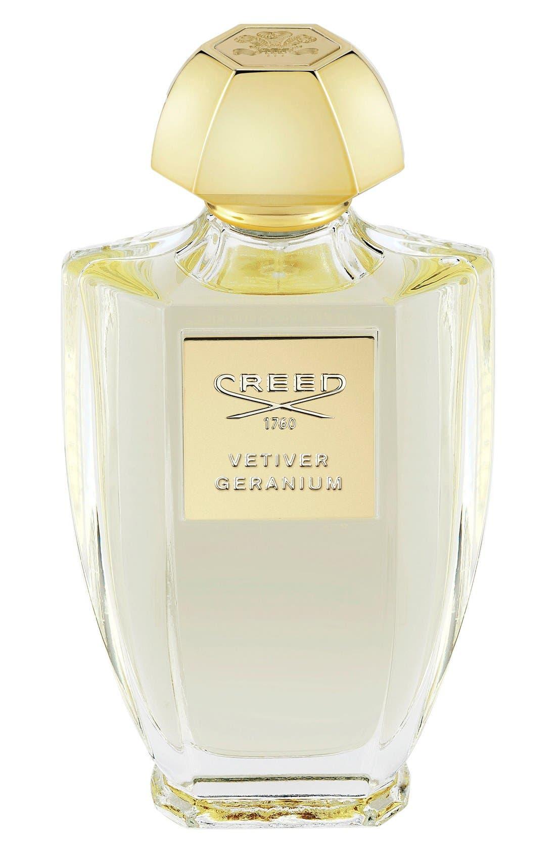 Vetiver Geranium Fragrance,                             Main thumbnail 1, color,                             000