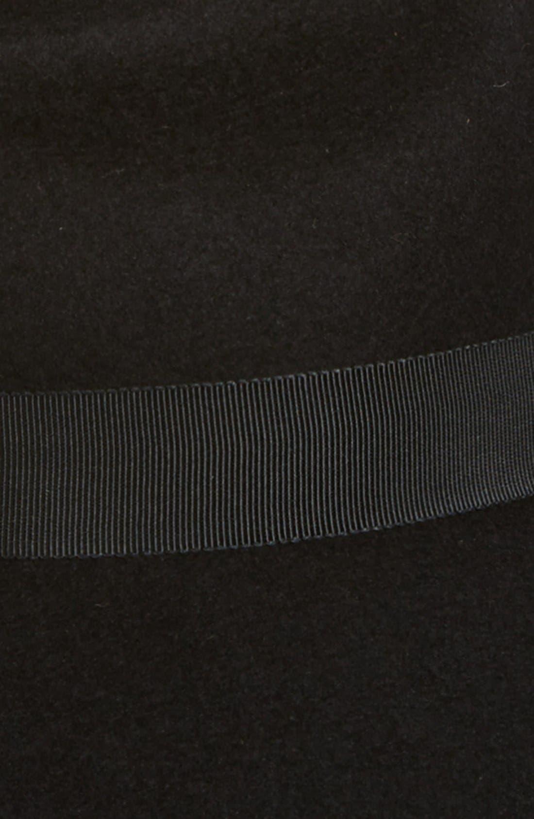 Wide Brim Fedora,                             Alternate thumbnail 2, color,                             001