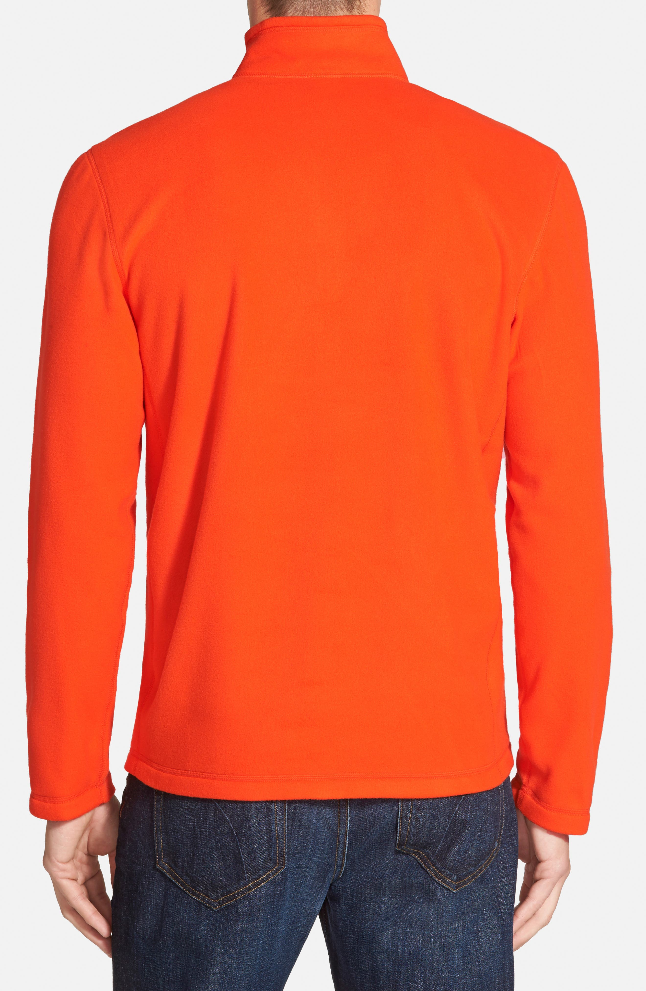 'TKA 100 Glacier' Quarter Zip Fleece Pullover,                             Alternate thumbnail 60, color,